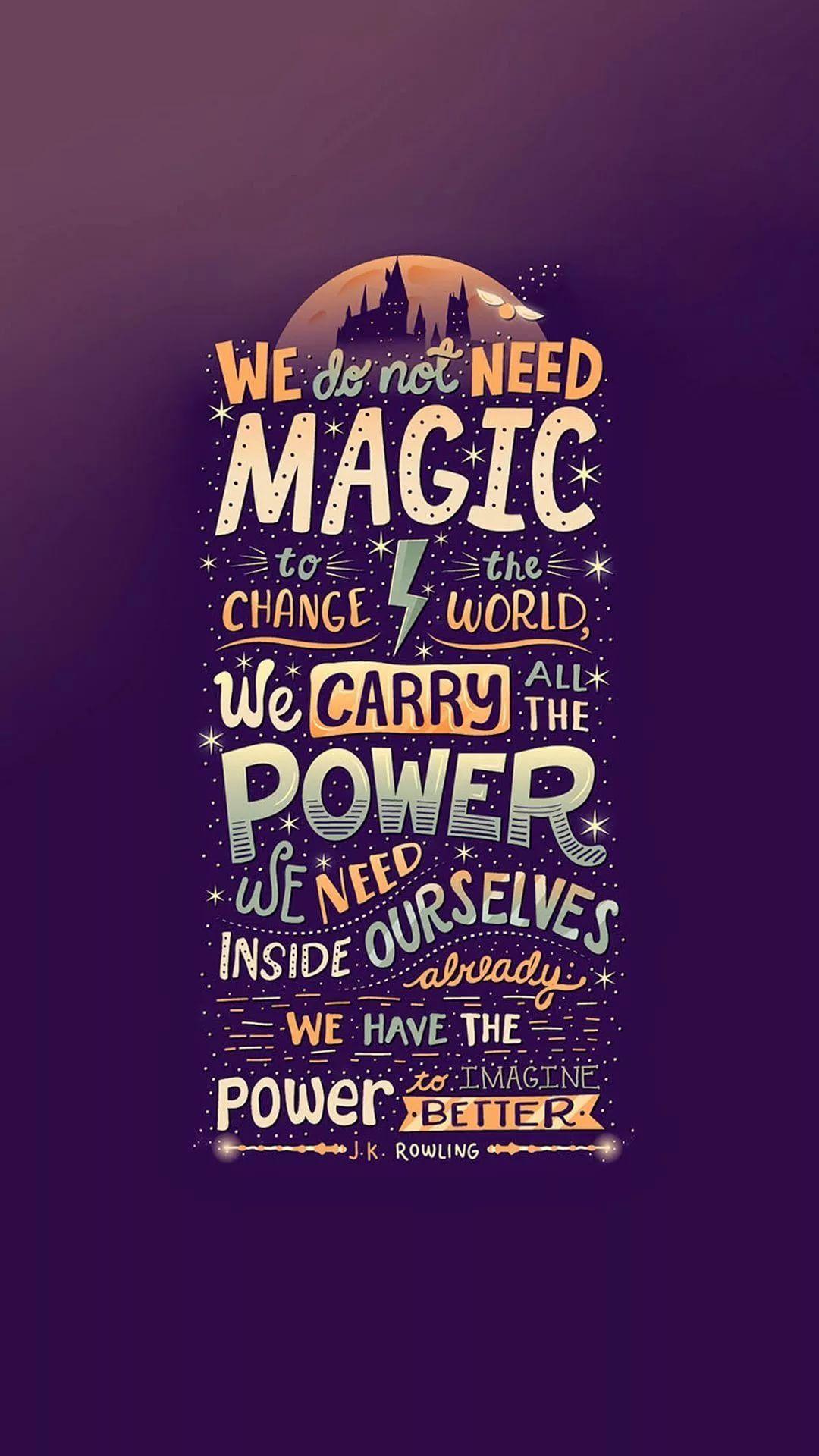 Harry Potter hd wallpaper