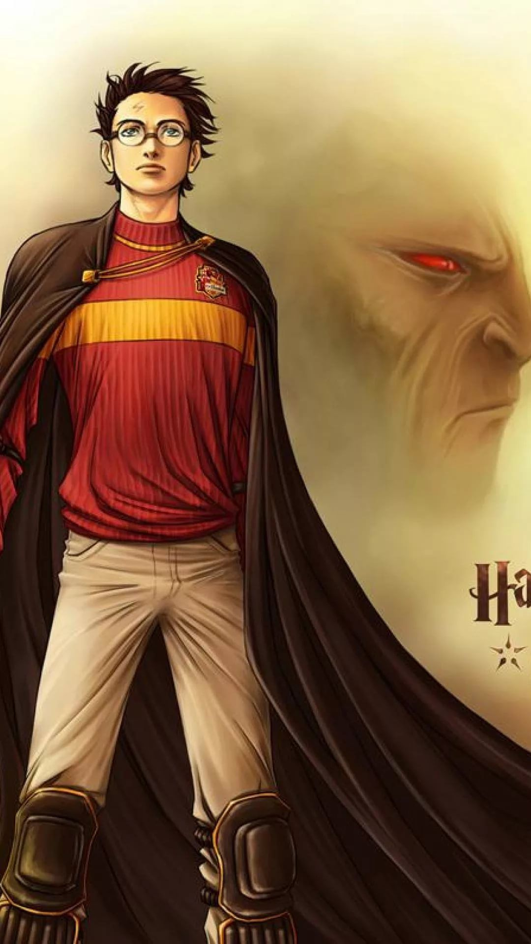 Harry Potter phone wallpaper