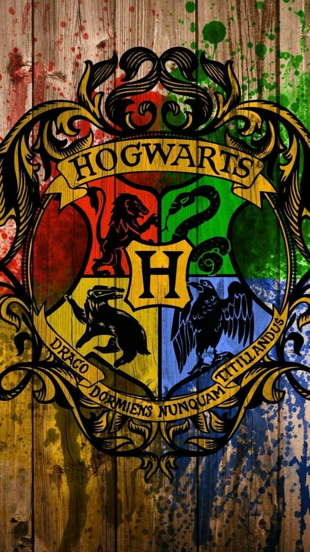 Harry Potter iPhone hd wallpaper