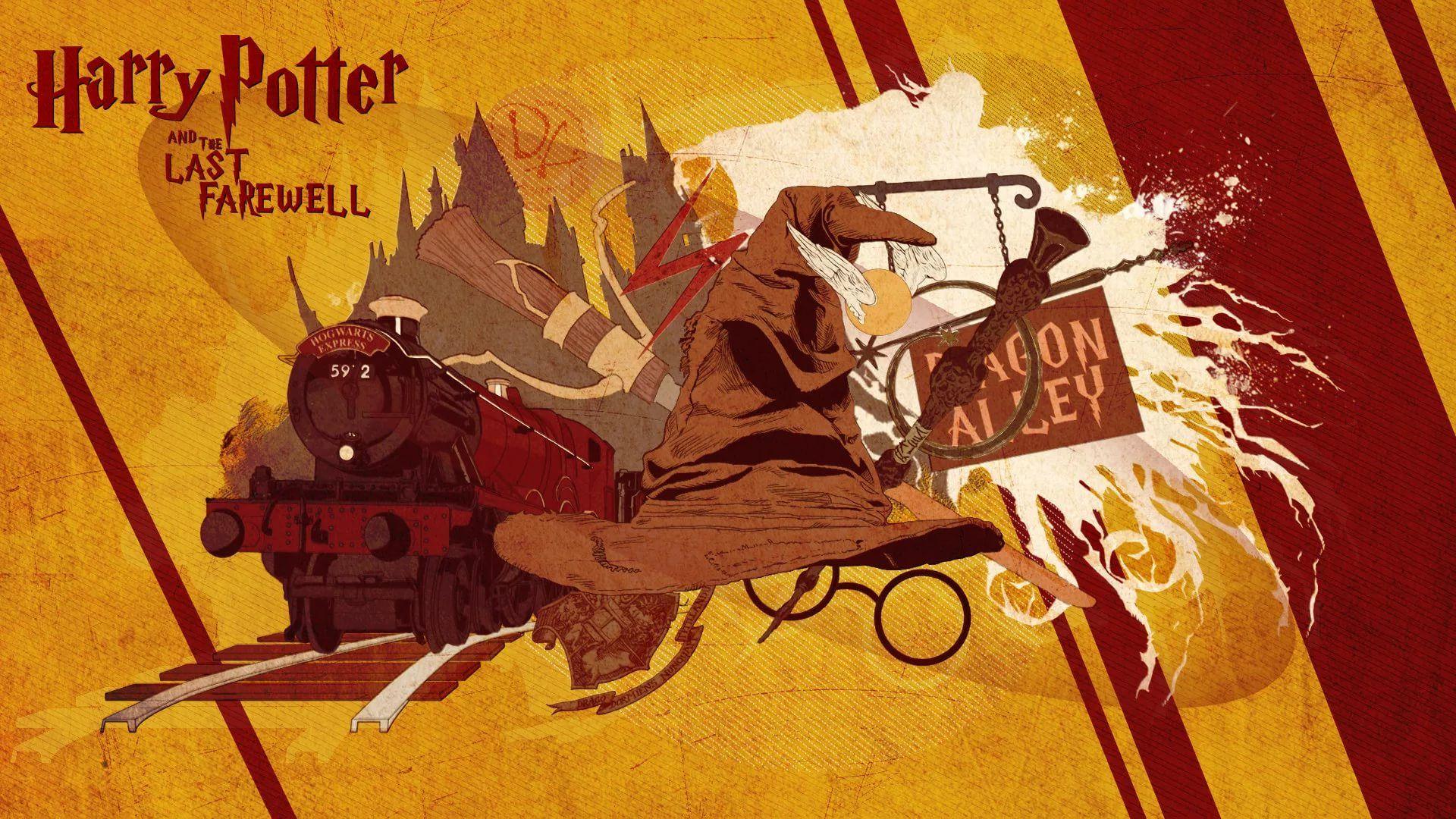Harry Potter PC Wallpaper HD
