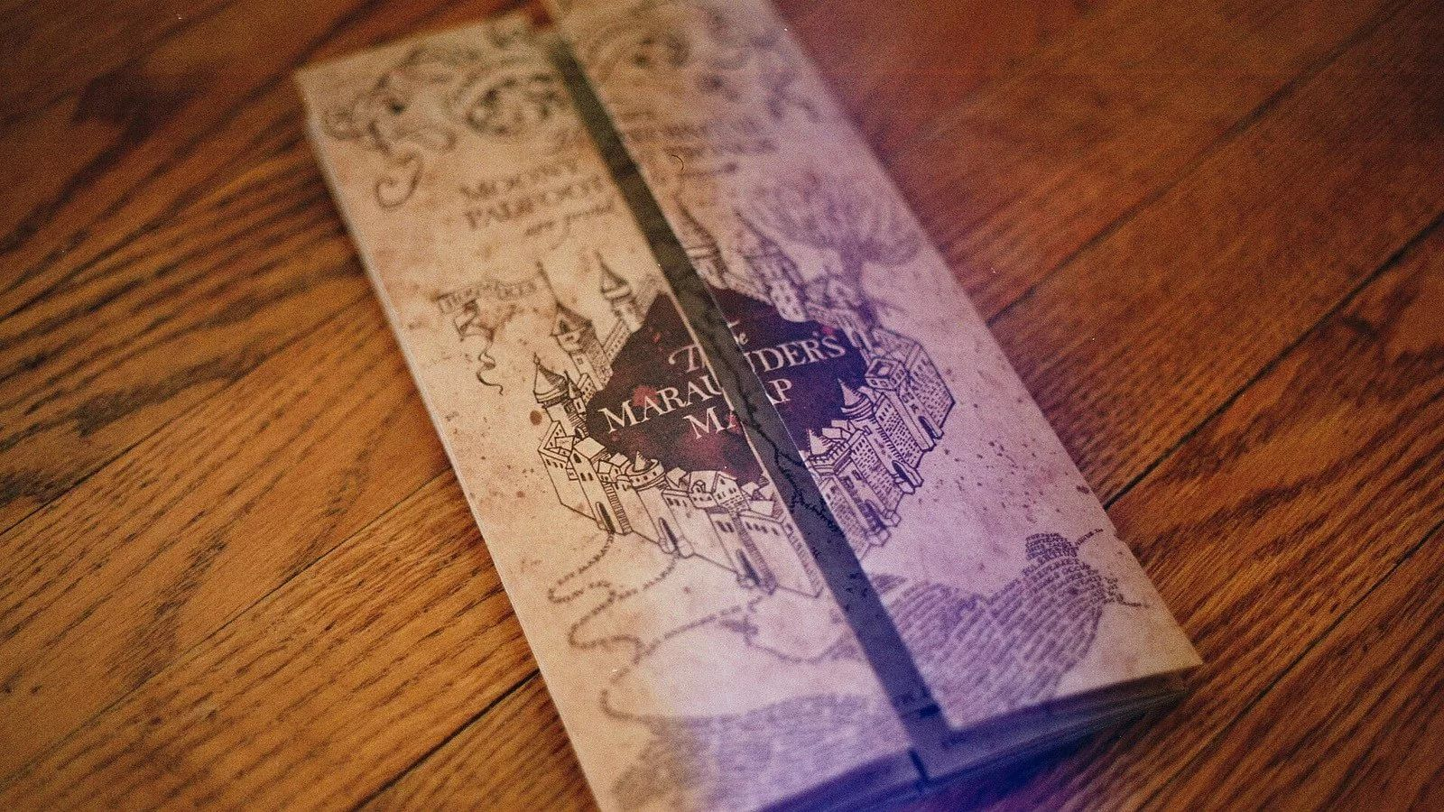 Harry Potter HD Desktop Wallpaper