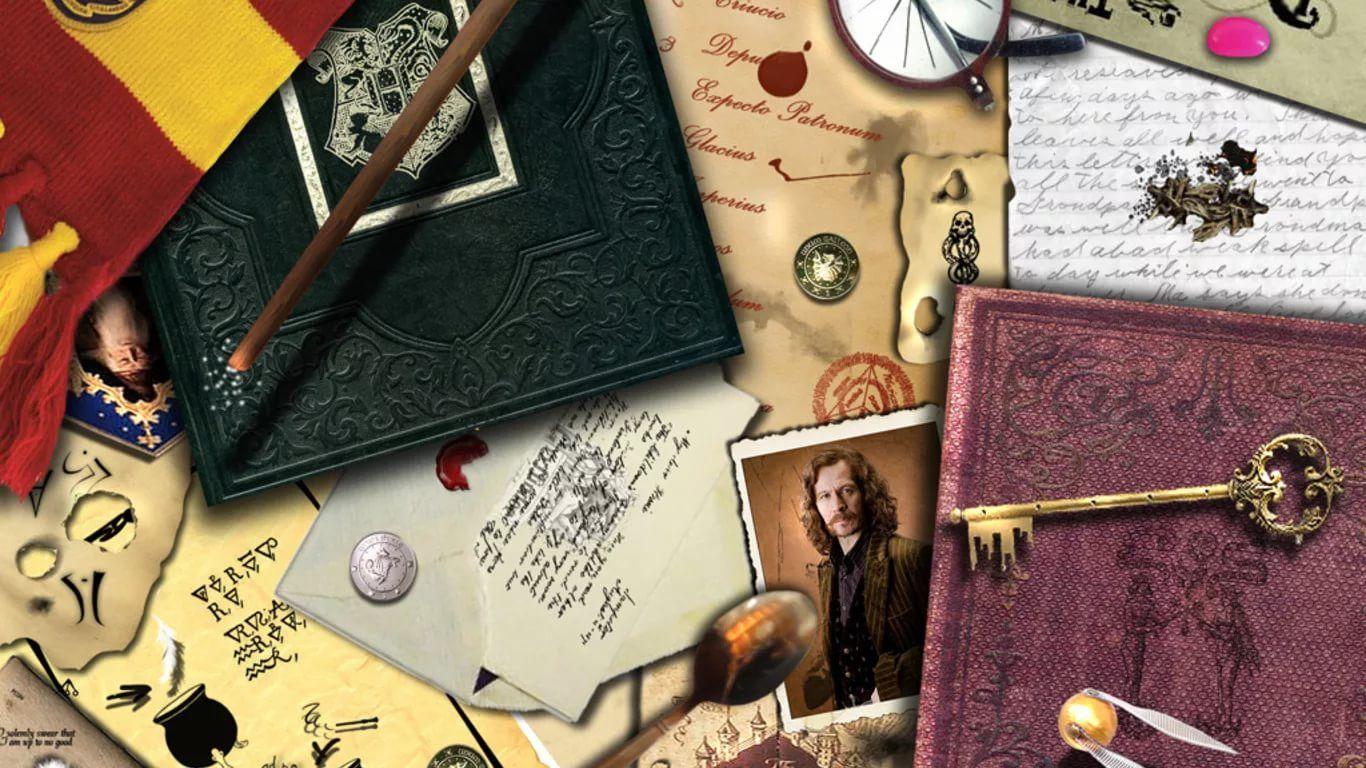 Harry Potter full screen hd wallpaper