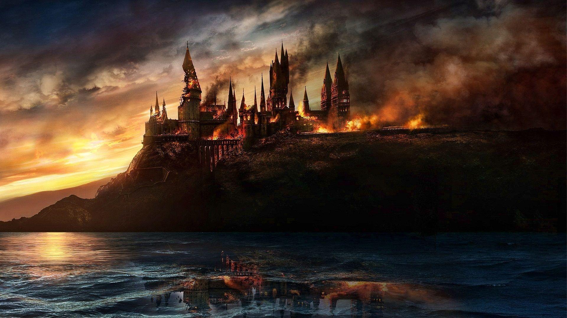 Harry Potter PC Wallpaper