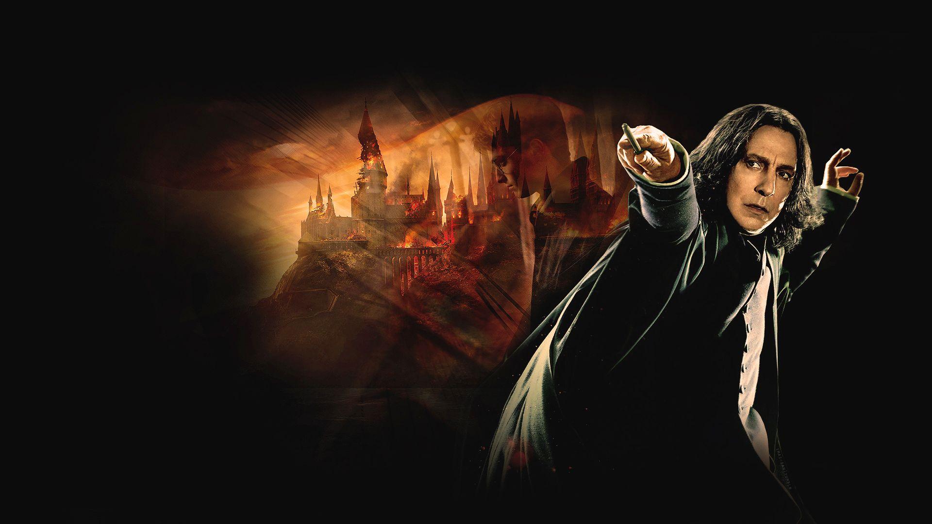 Harry Potter Free Desktop Wallpaper