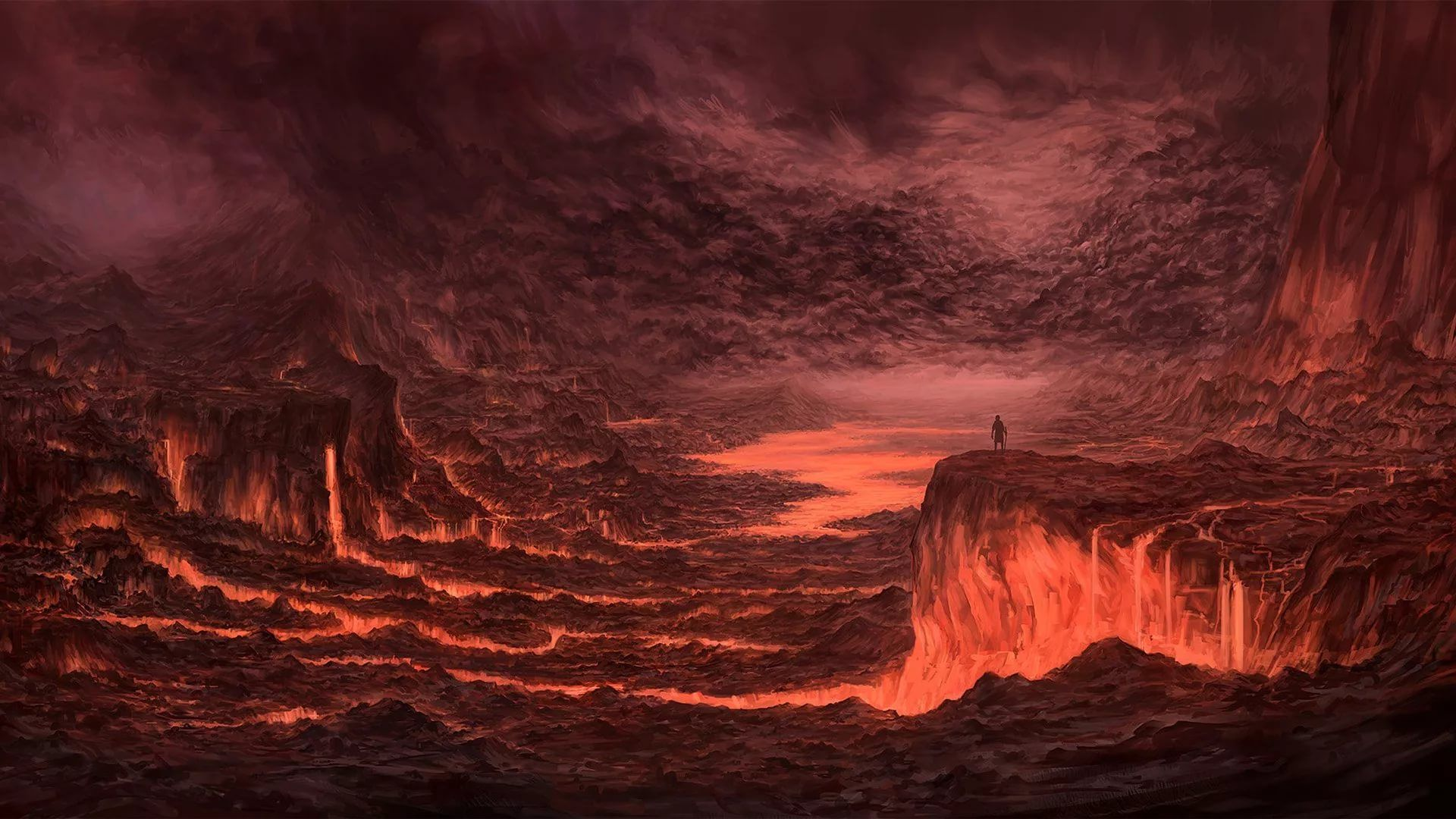Hell Wallpapers 25 Images Wallpaperboat