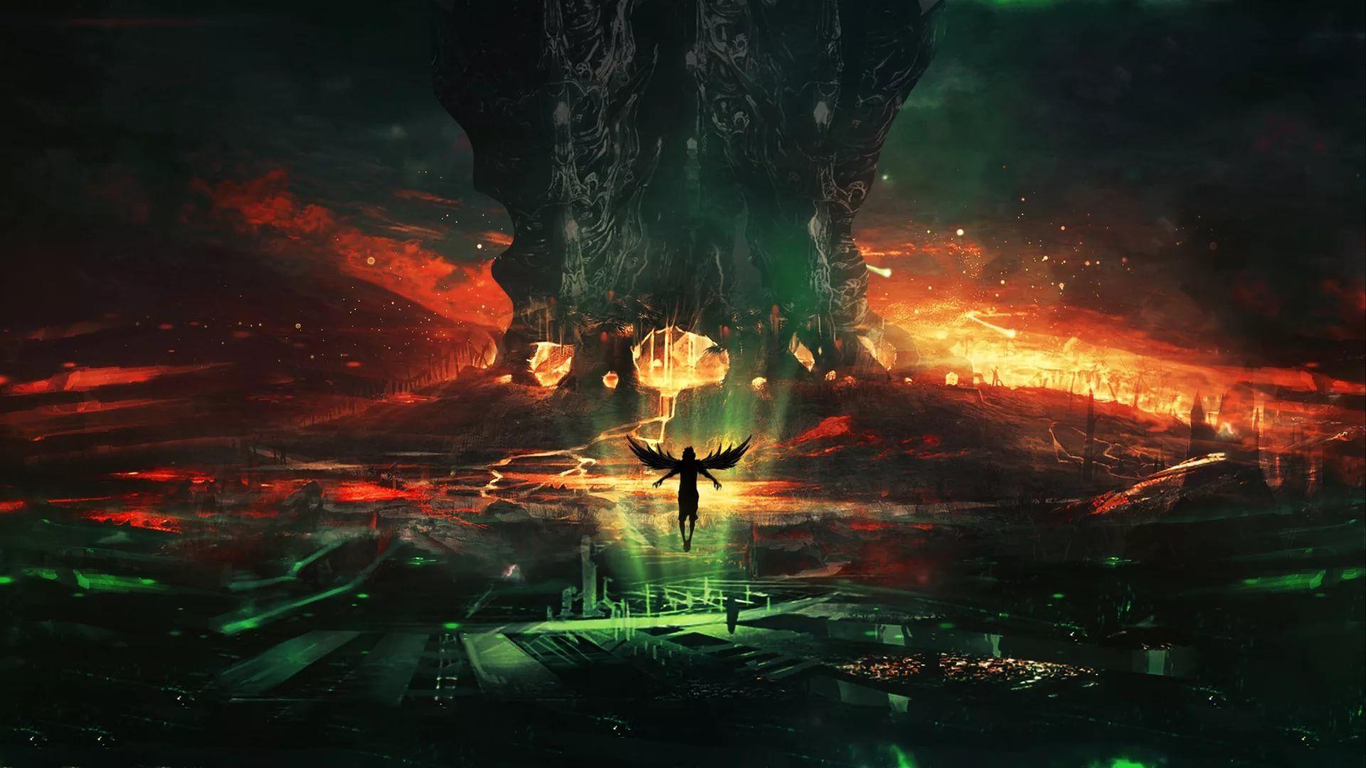 Hell 1080p Wallpaper