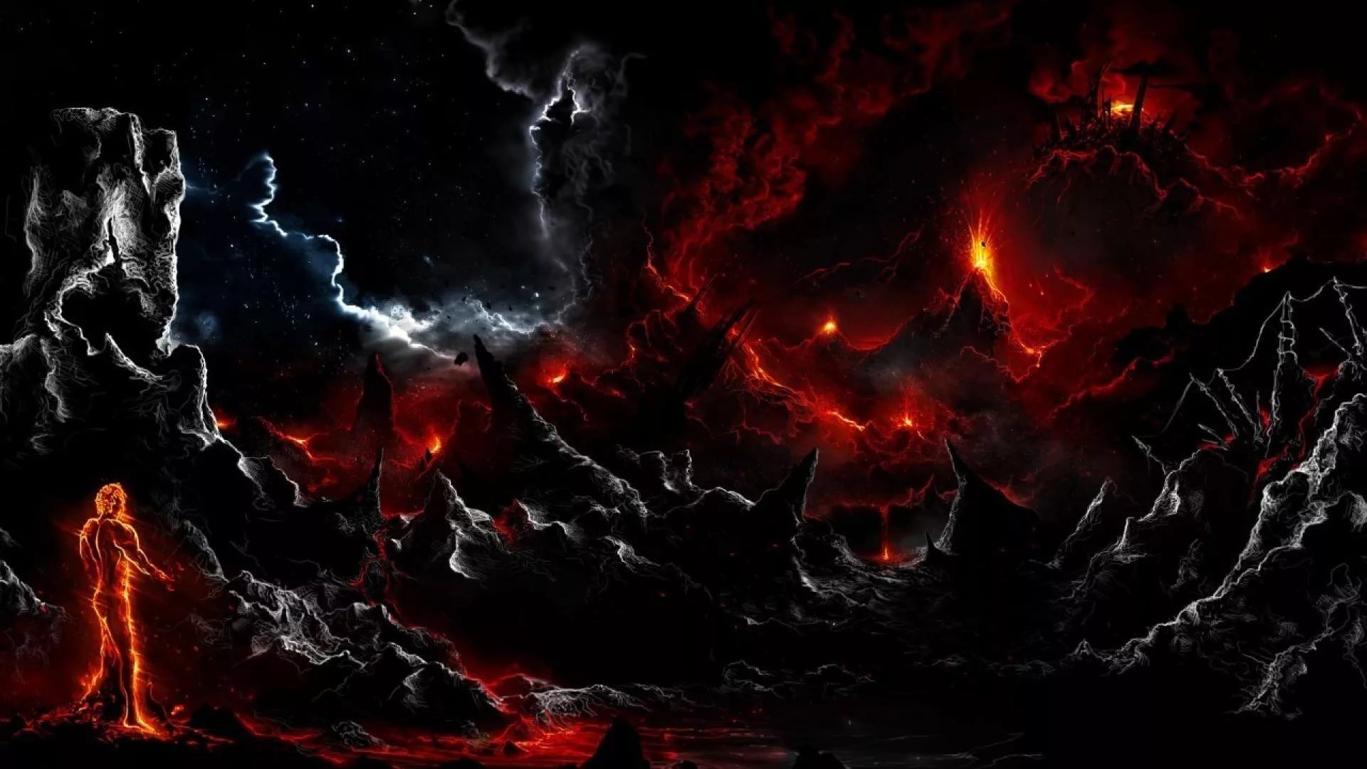 Hell Wallpaper and Background