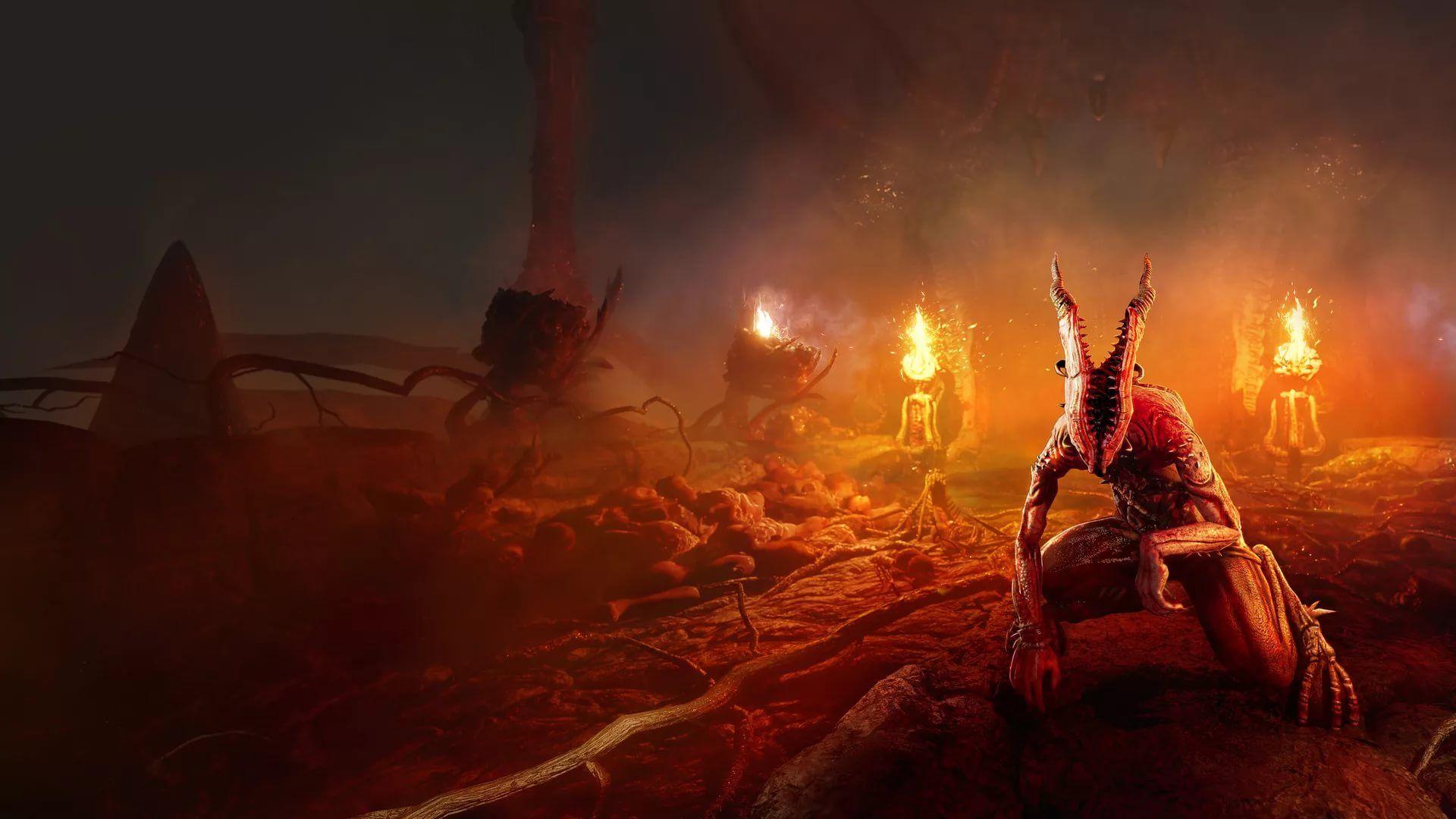 Hell Cool HD Wallpaper