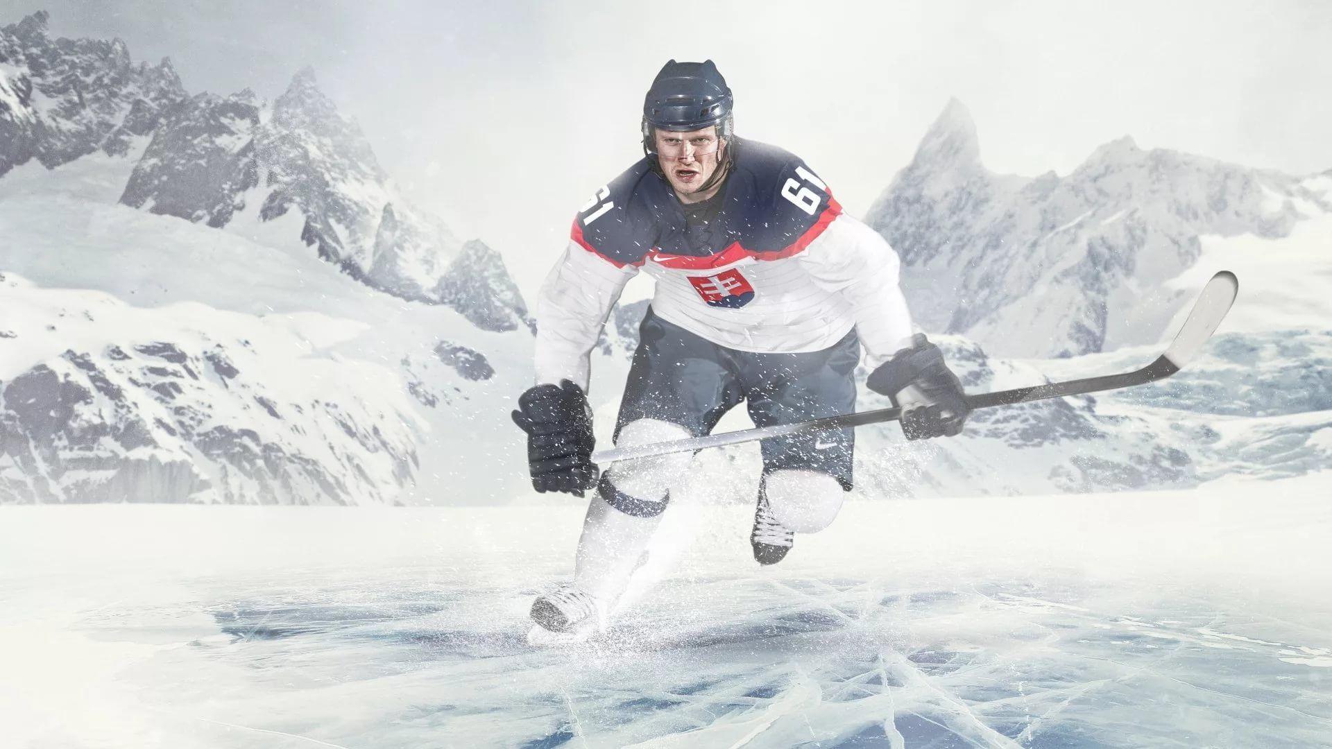 Ice Hockey wallpaper theme