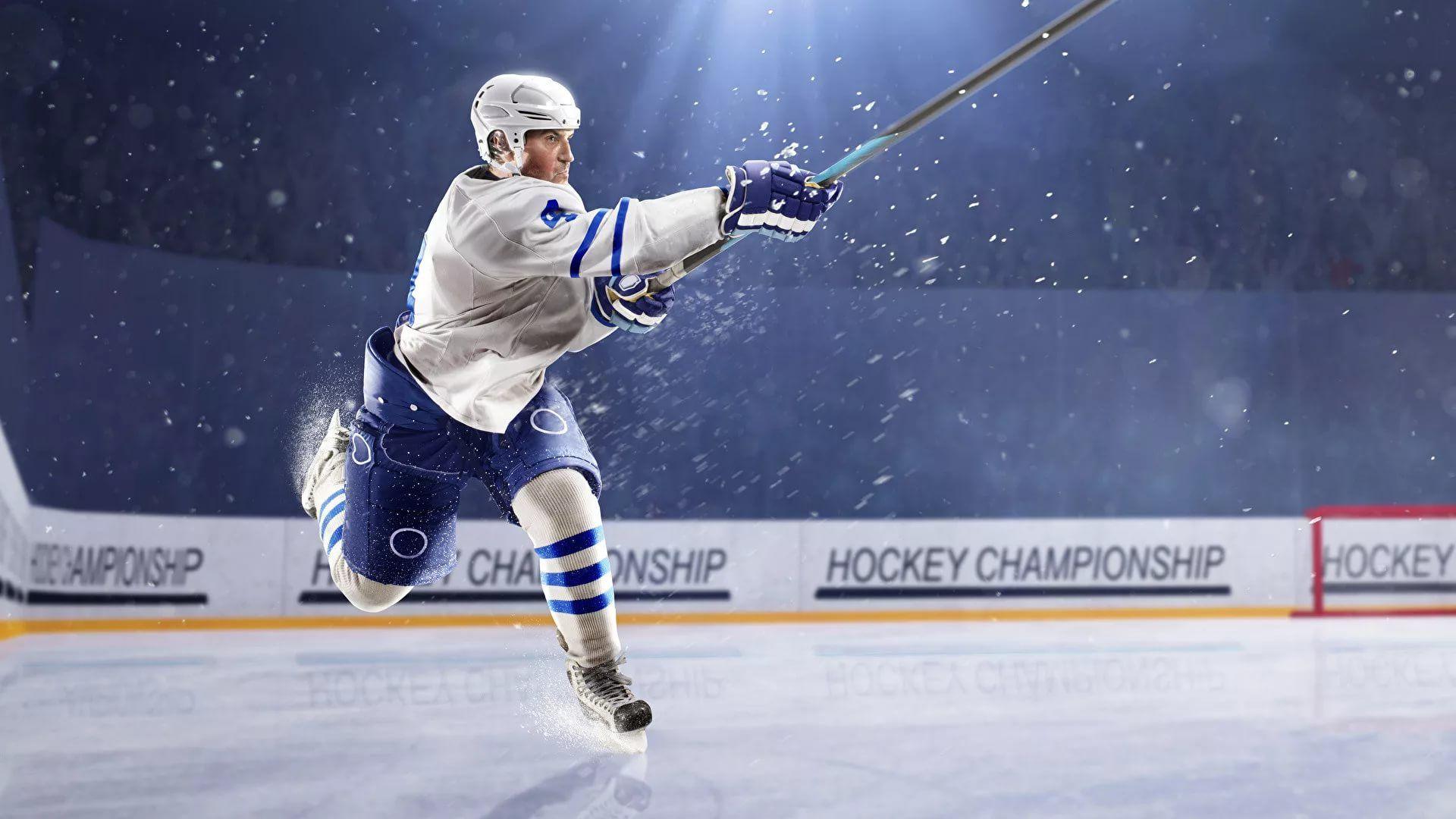 Ice Hockey Free Desktop Wallpaper