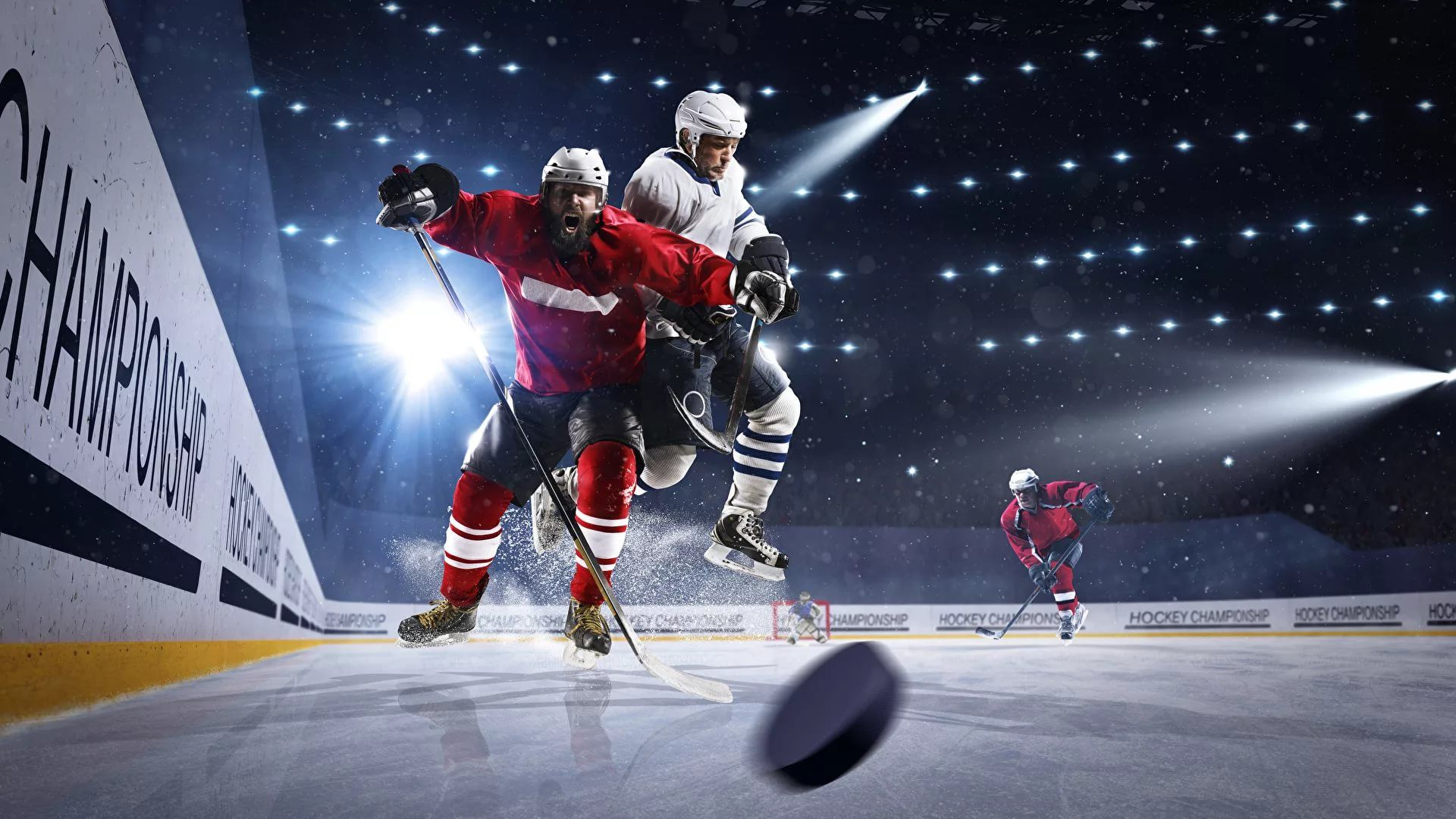 Ice Hockey Pic