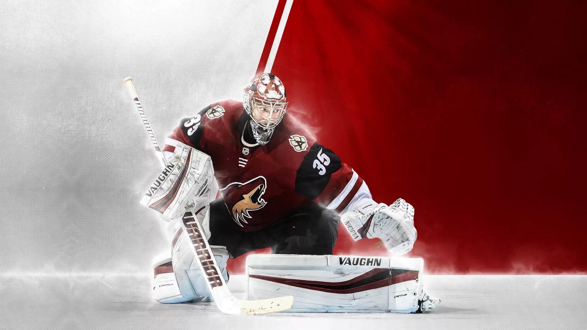 Ice Hockey desktop wallpaper