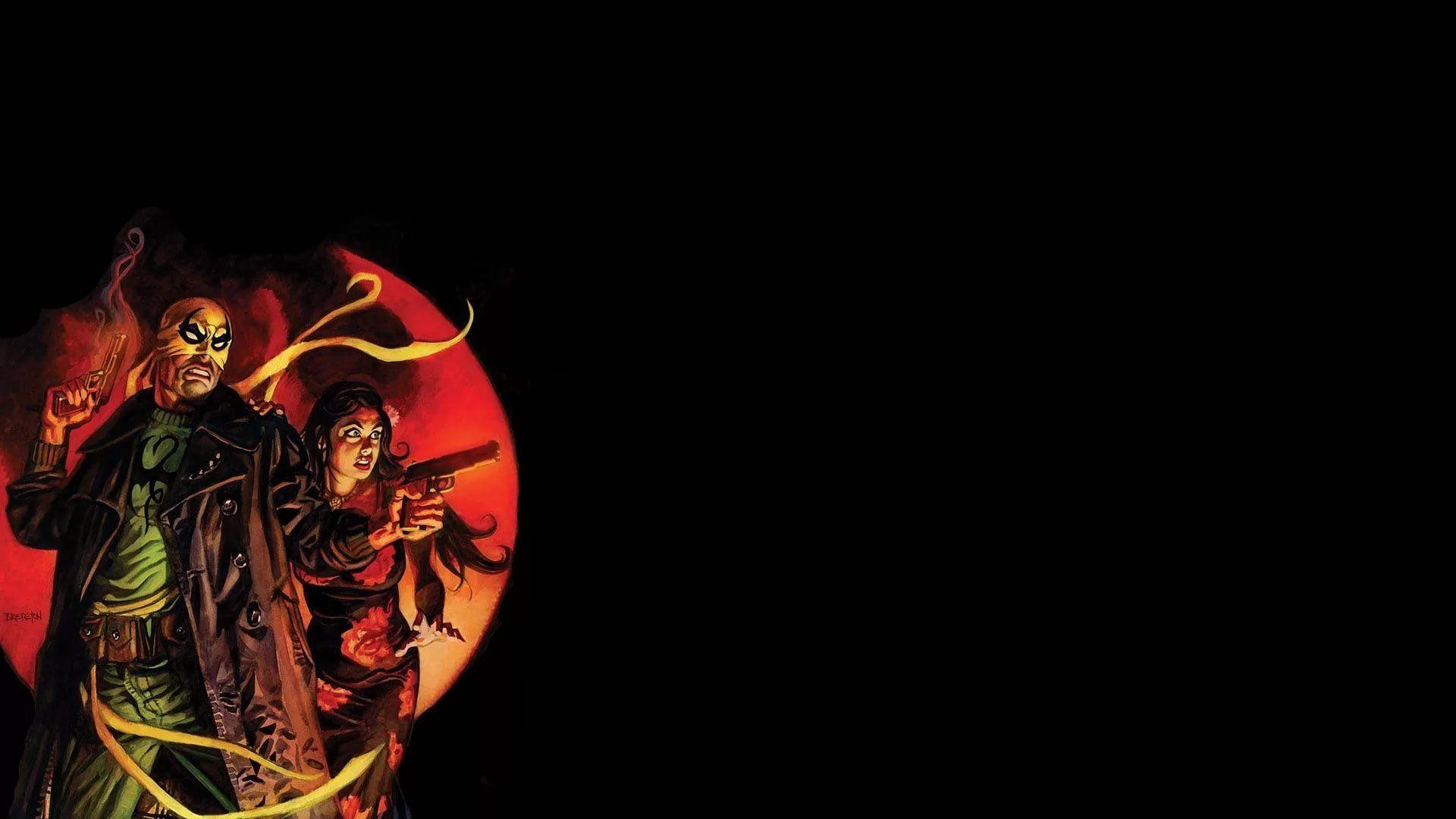 Iron Fist download wallpaper image