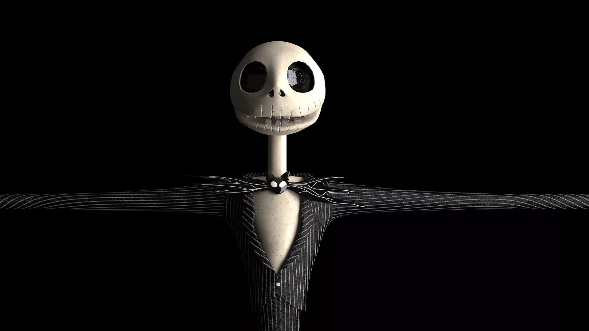 30 Jack Skellington Wallpapers Wallpaperboat