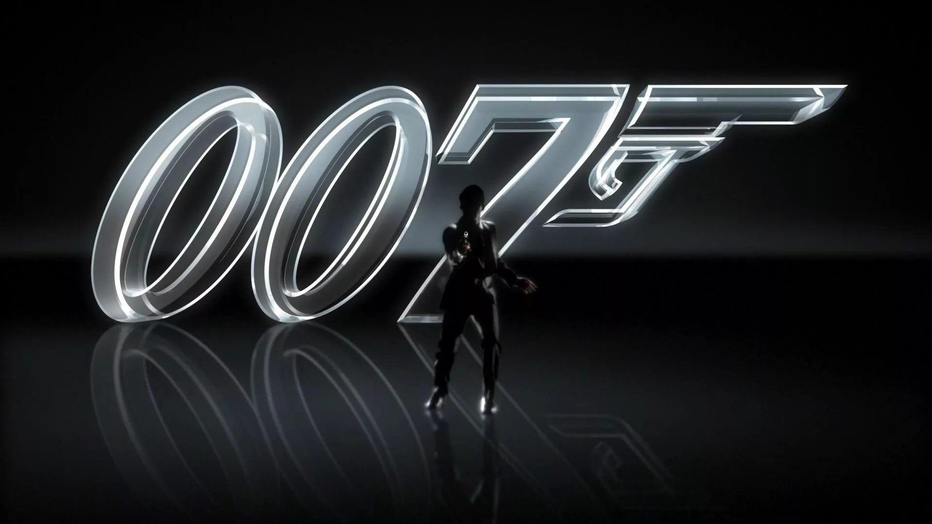James Bond Background Wallpaper