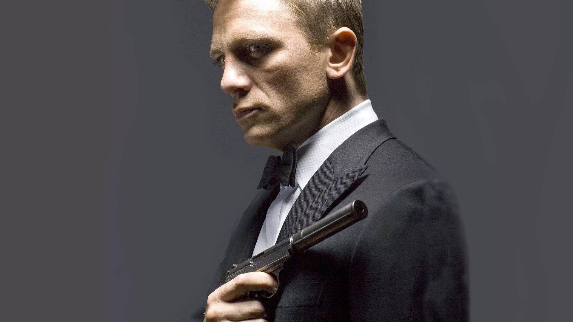 James Bond HD 1080 wallpaper