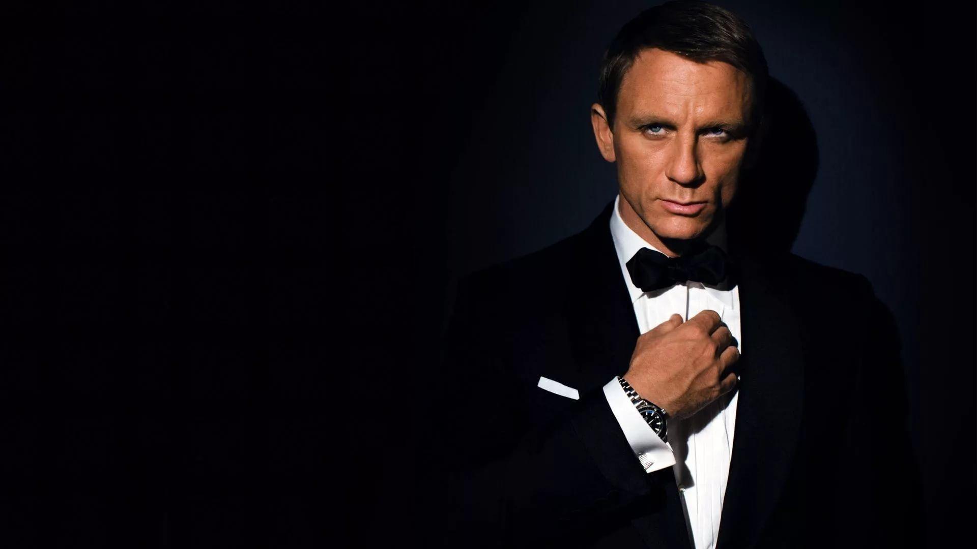 James Bond screen wallpaper