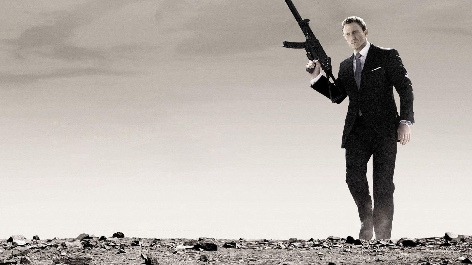James Bond new wallpaper