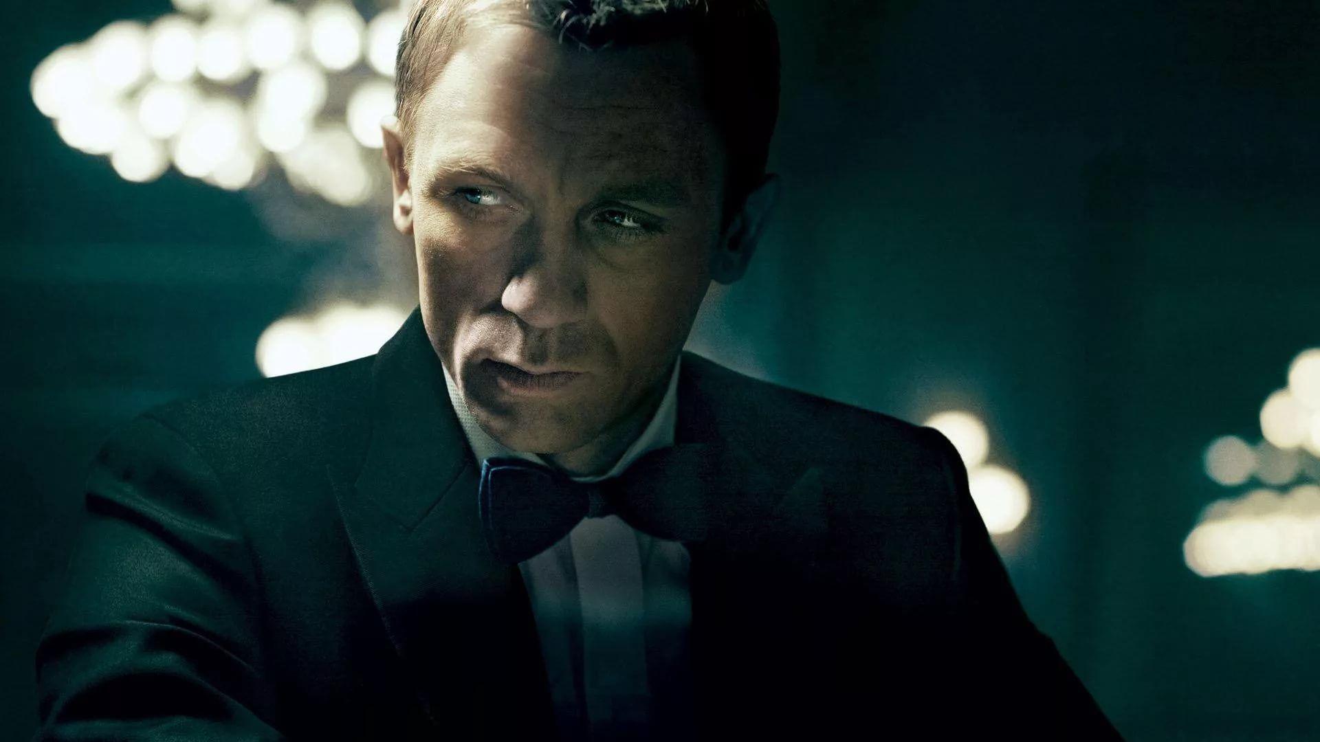 James Bond wallpaper download