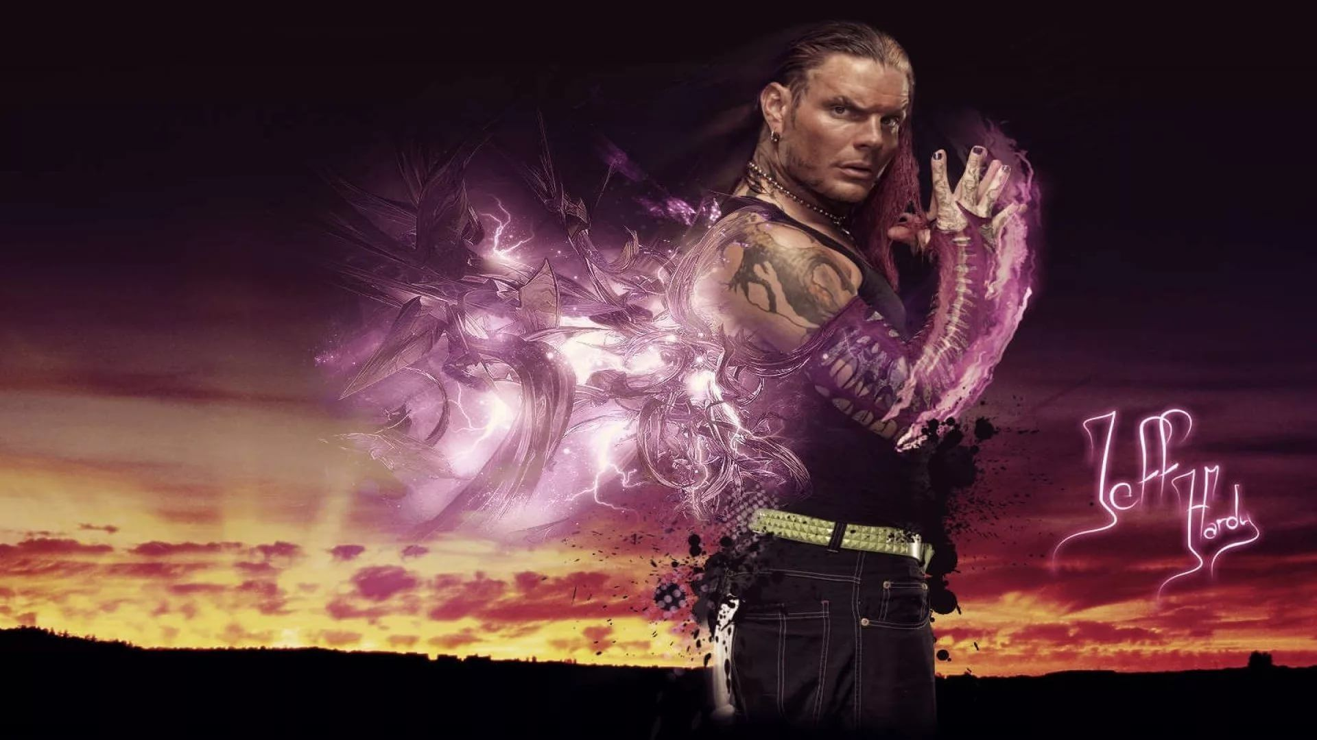 Jeff Hardy Wallpaper Image