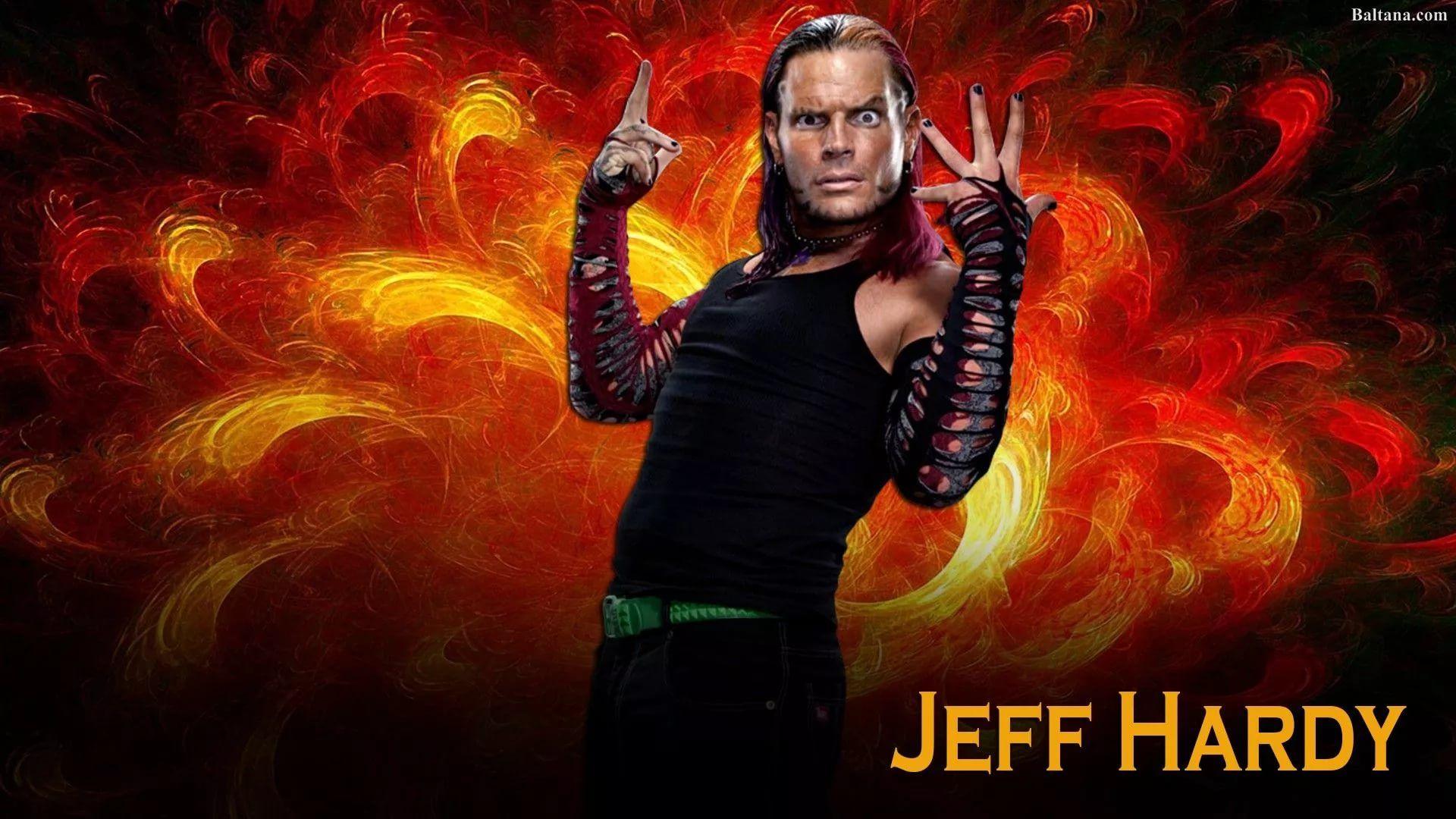 Jeff Hardy Nice Wallpaper
