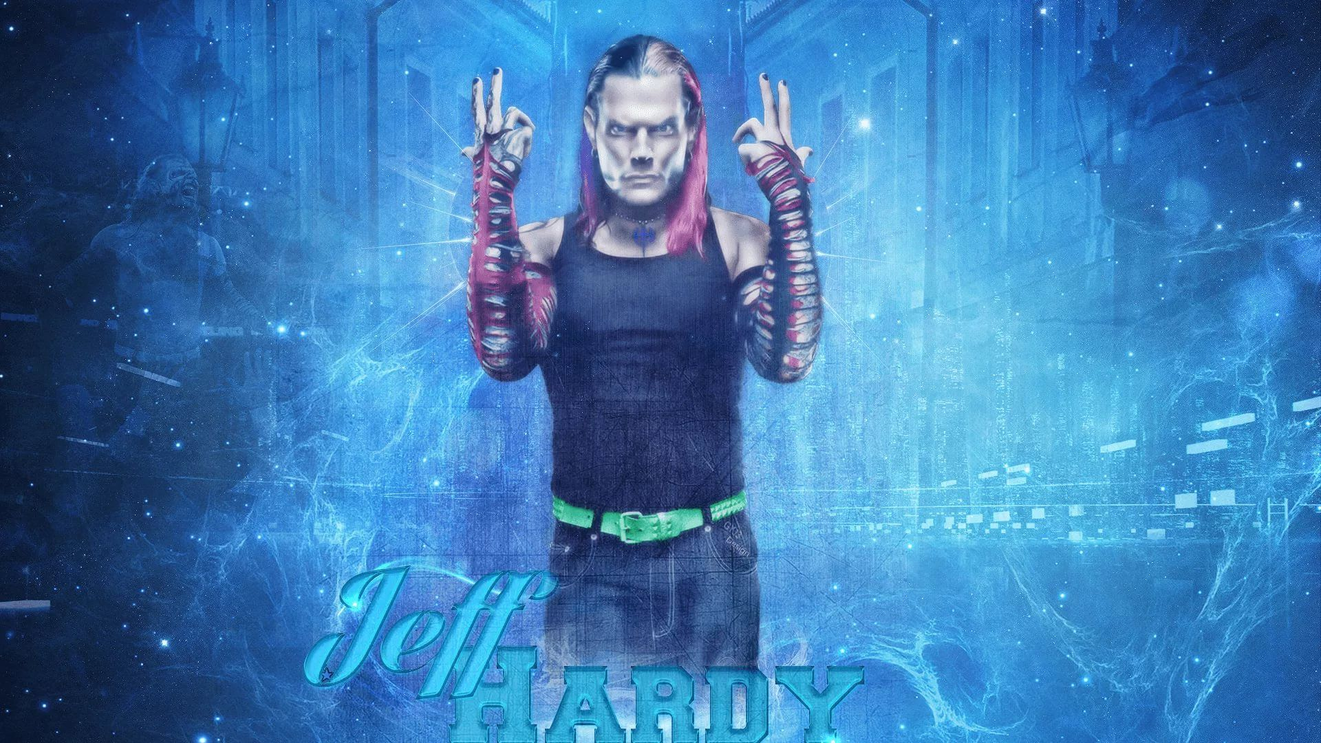 Jeff Hardy Free Wallpaper and Background