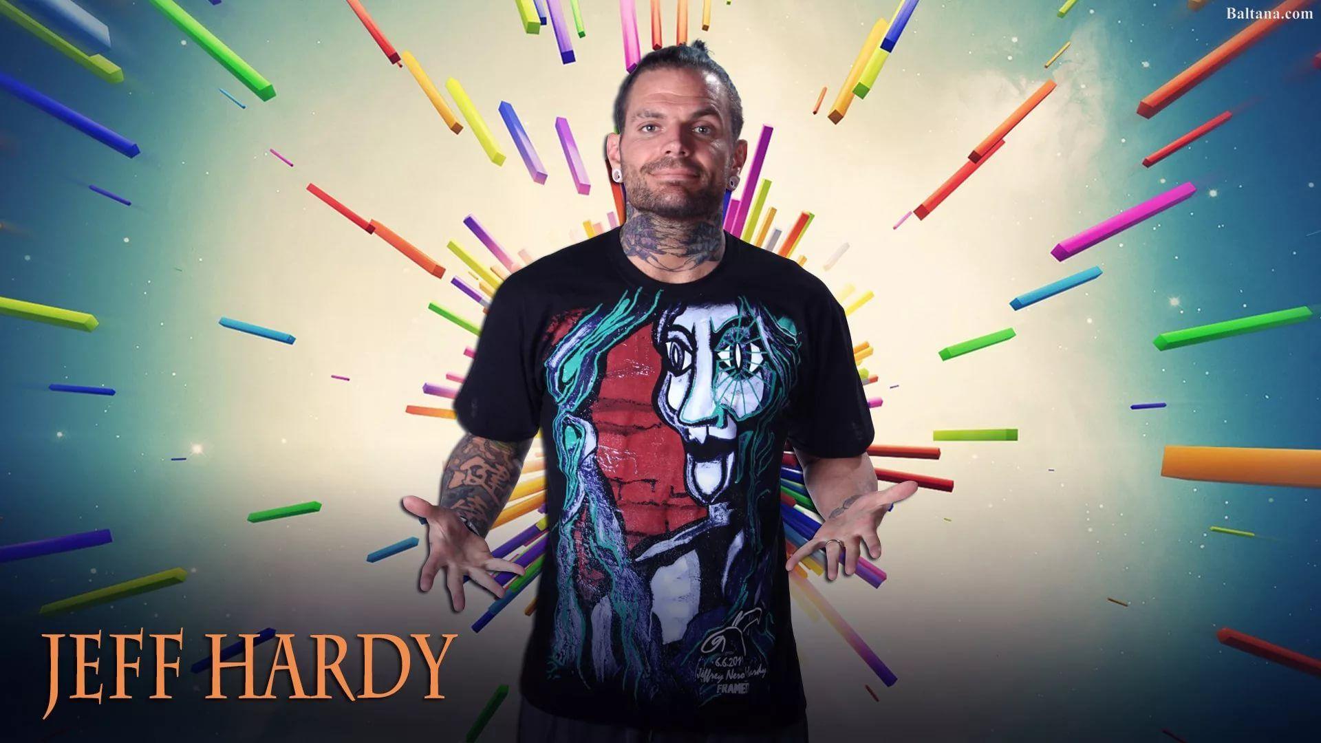 Jeff Hardy good wallpaper hd