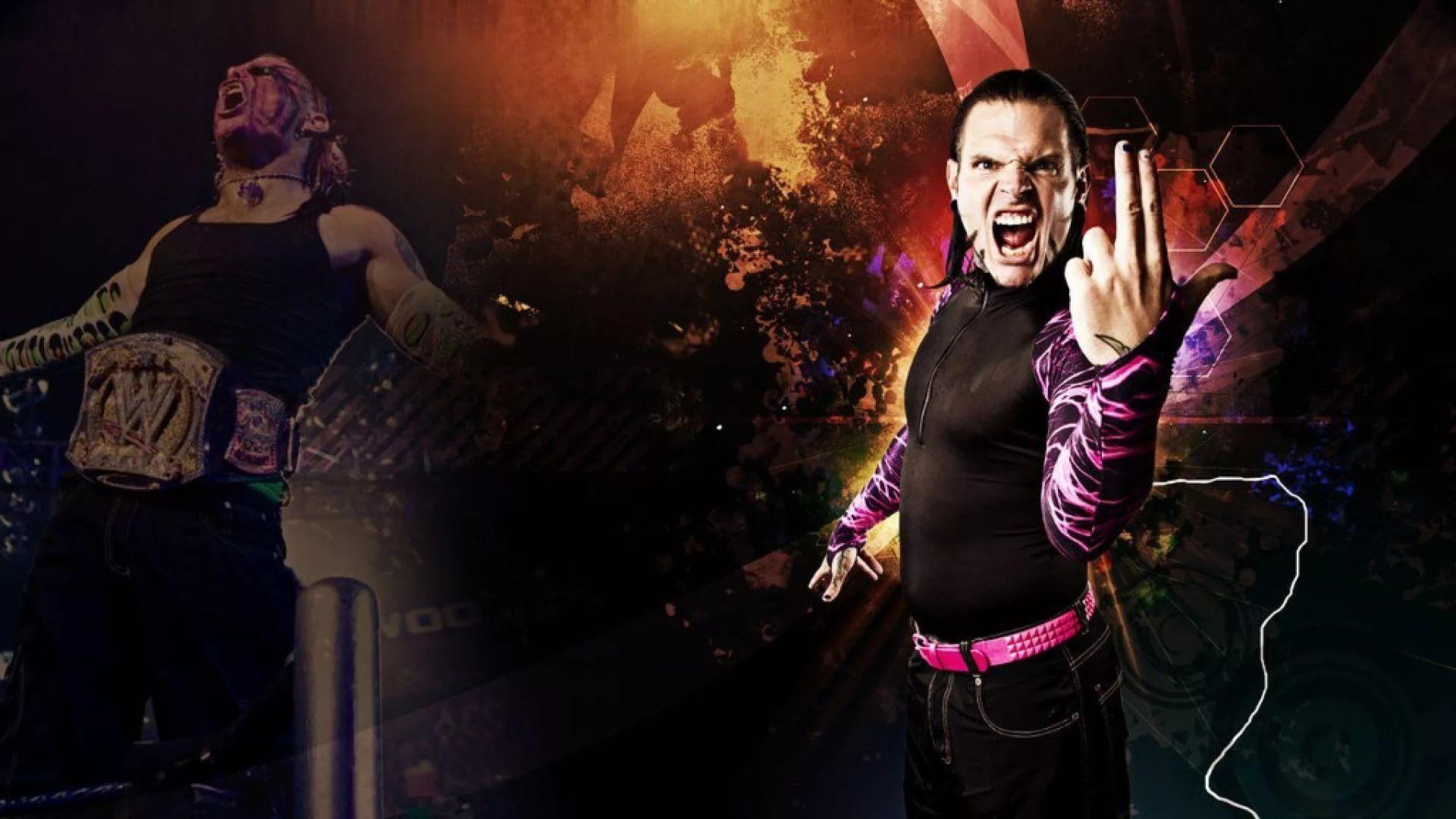 Jeff Hardy wallpaper theme