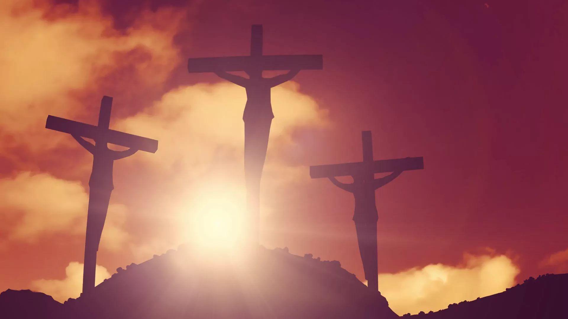 Jesus Cross Desktop Wallpaper