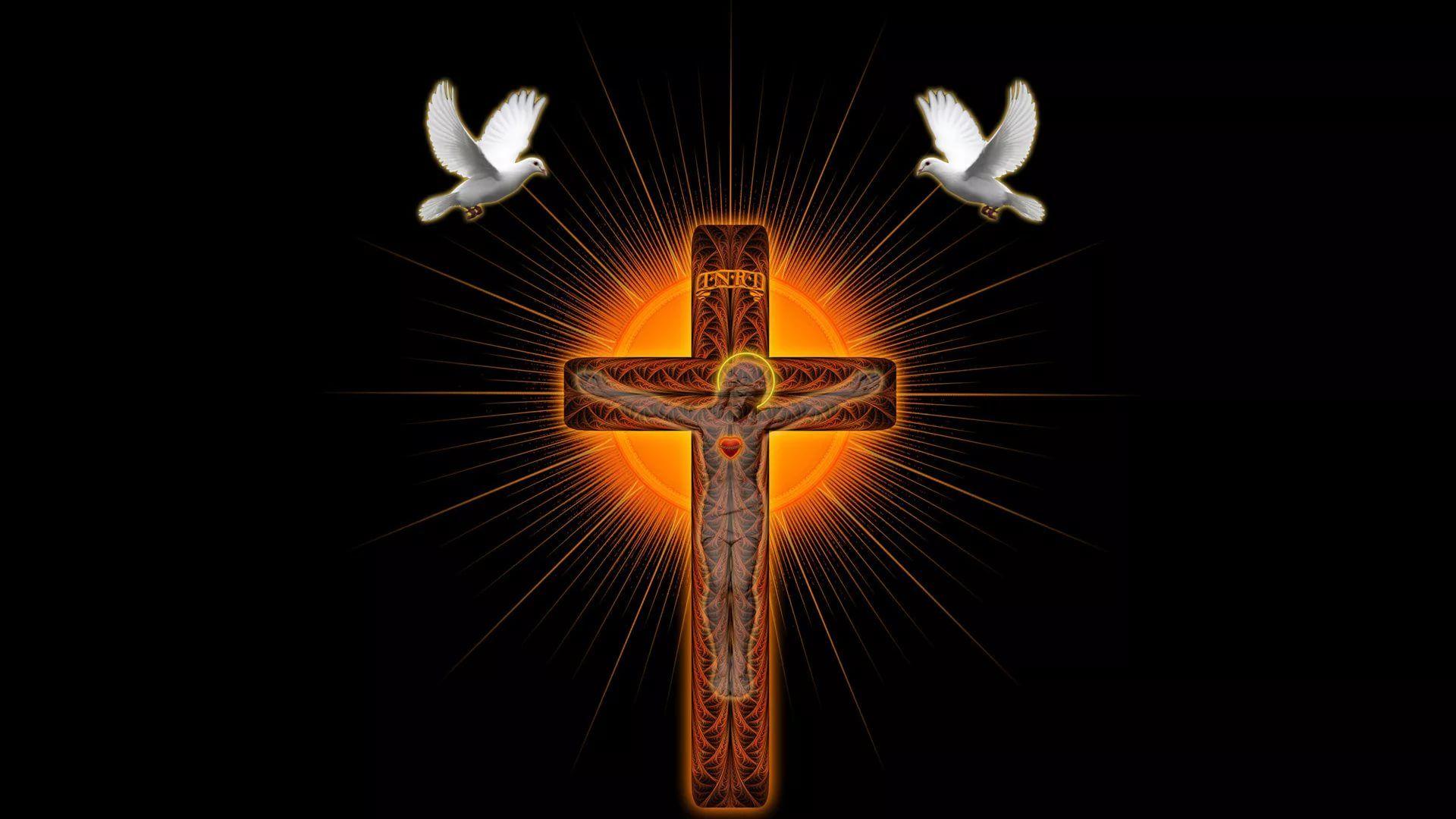 Jesus Cross pc wallpaper