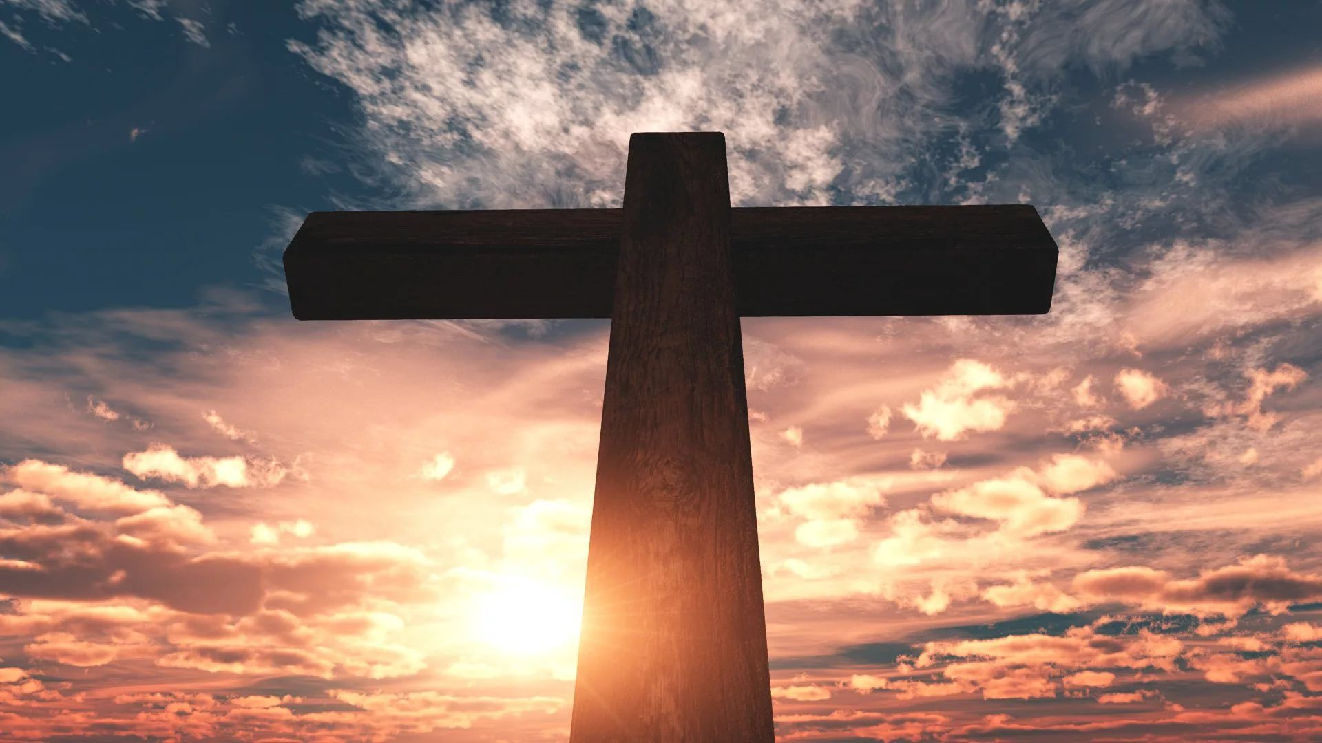 Jesus Cross Free Wallpaper and Background