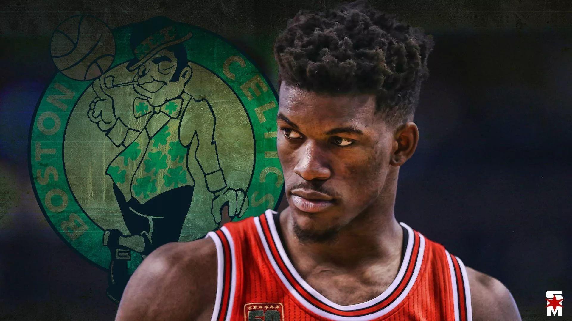 Jimmy Butler 1080p Wallpaper