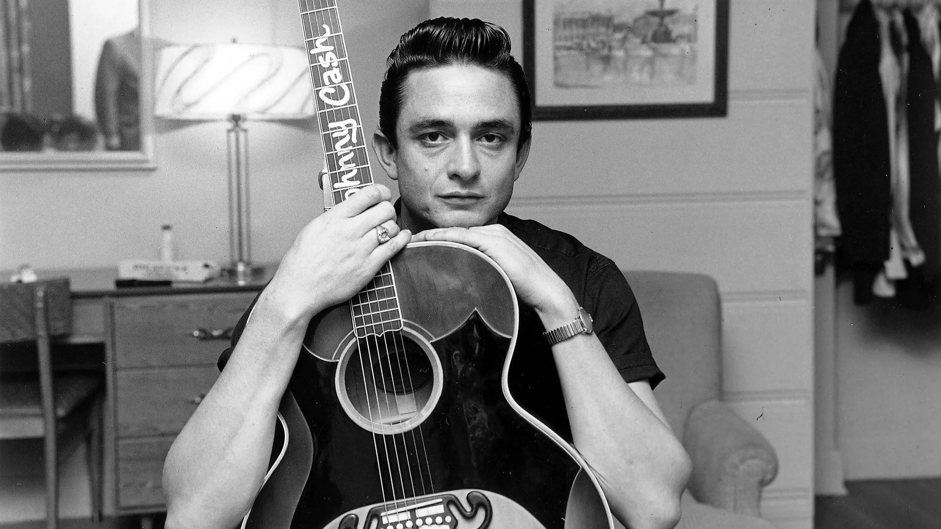 Johnny Cash wallpaper