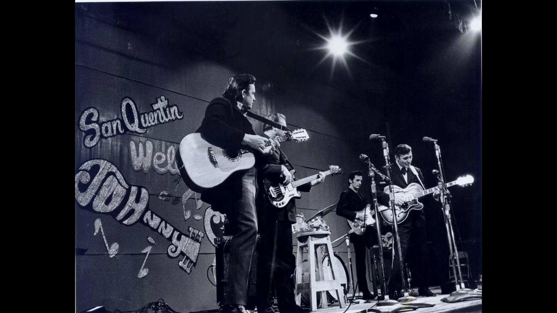 Johnny Cash desktop wallpaper