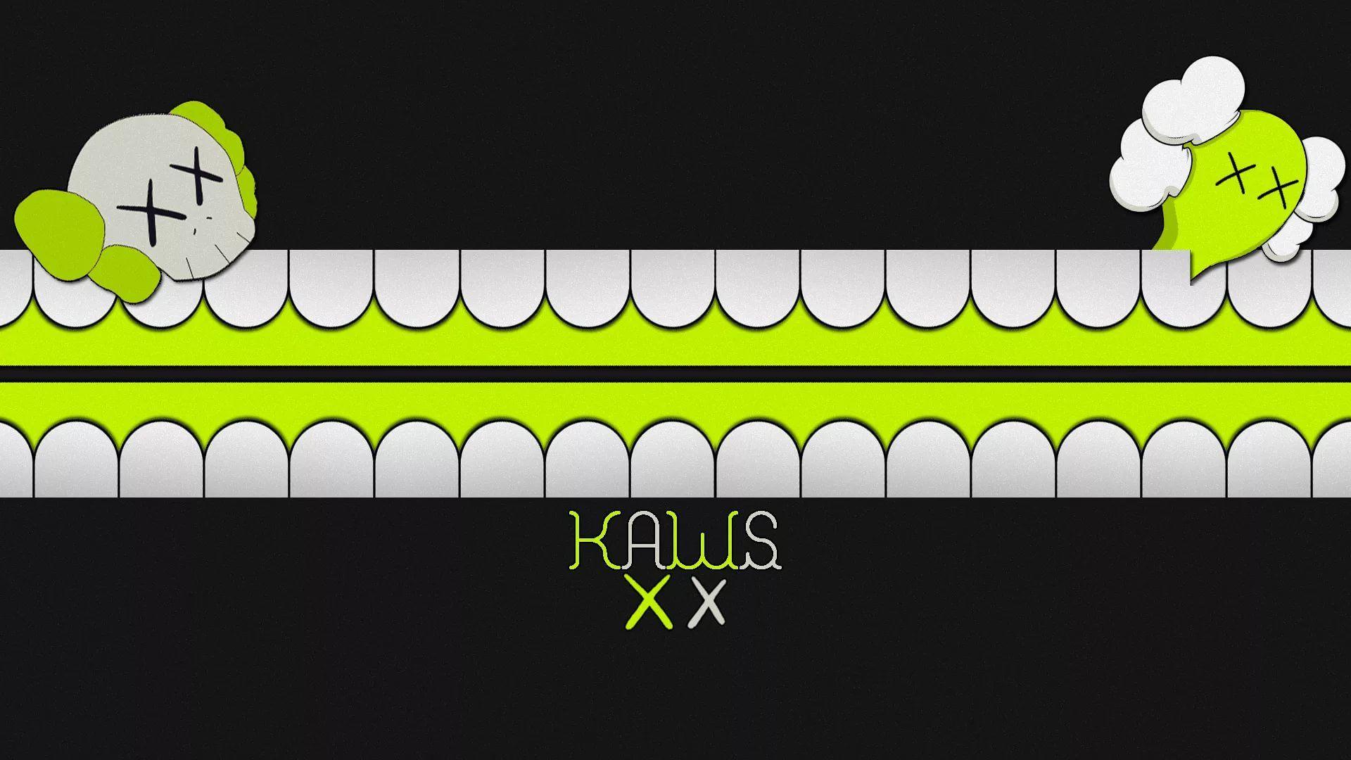 Kaws 1080p Wallpaper
