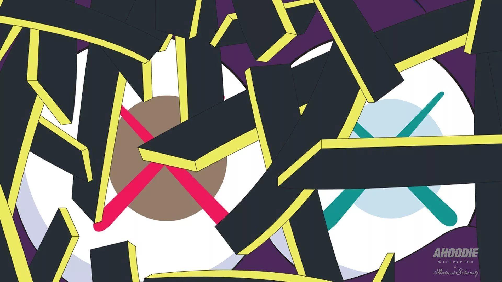Kaws wallpaper photo hd
