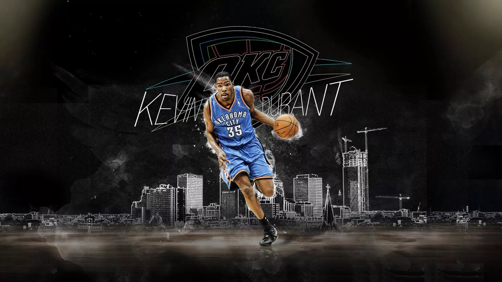 Kevin Durant Free Download Wallpaper