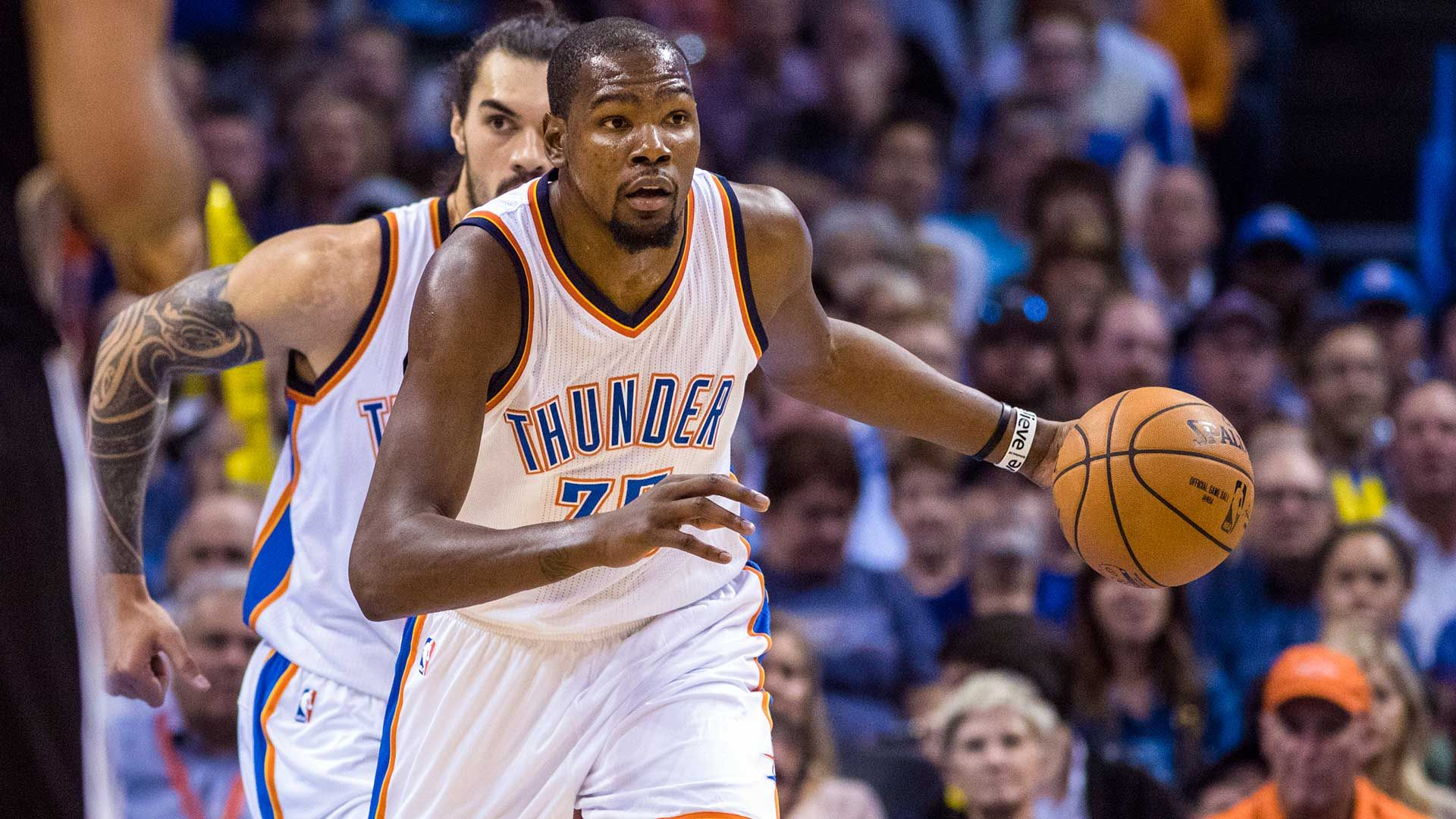 Kevin Durant Background Wallpaper HD