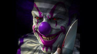Killer Clown Cool Wallpaper