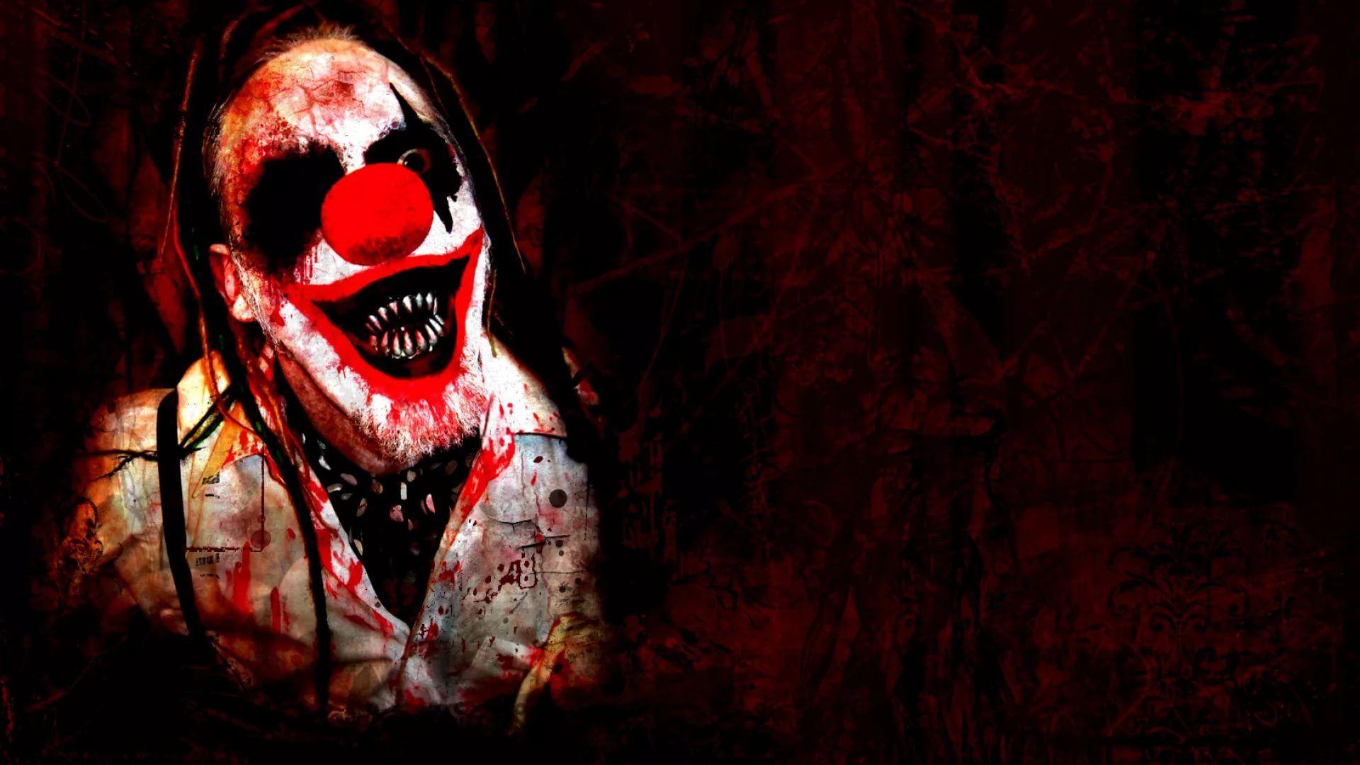 Killer Clown wallpaper theme