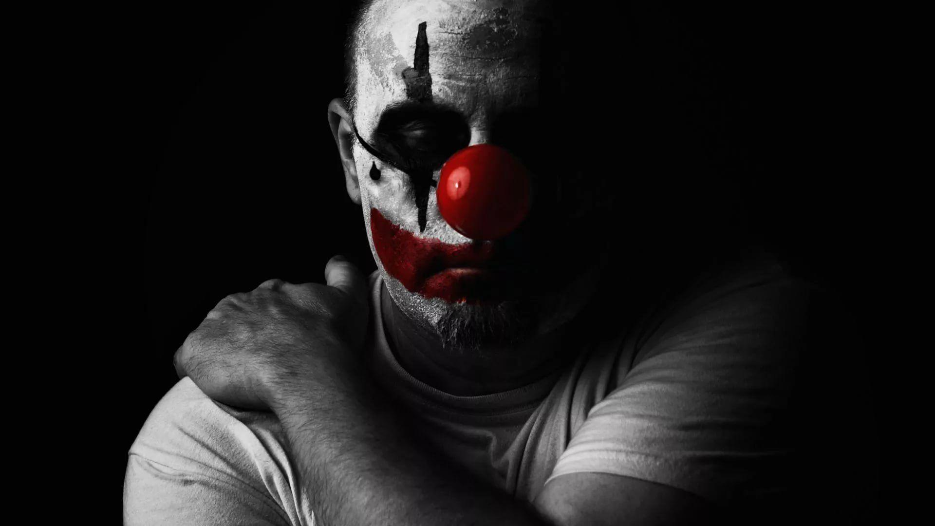Killer Clown full hd 1080p wallpaper
