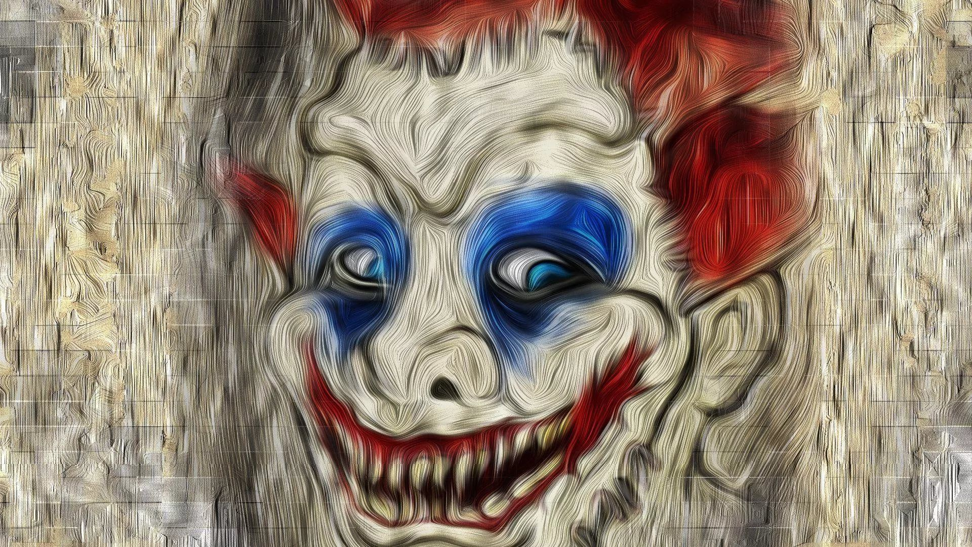 Killer Clown Picture
