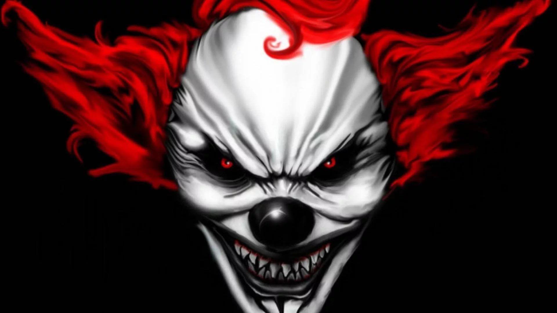 Killer Clown HD Wallpaper