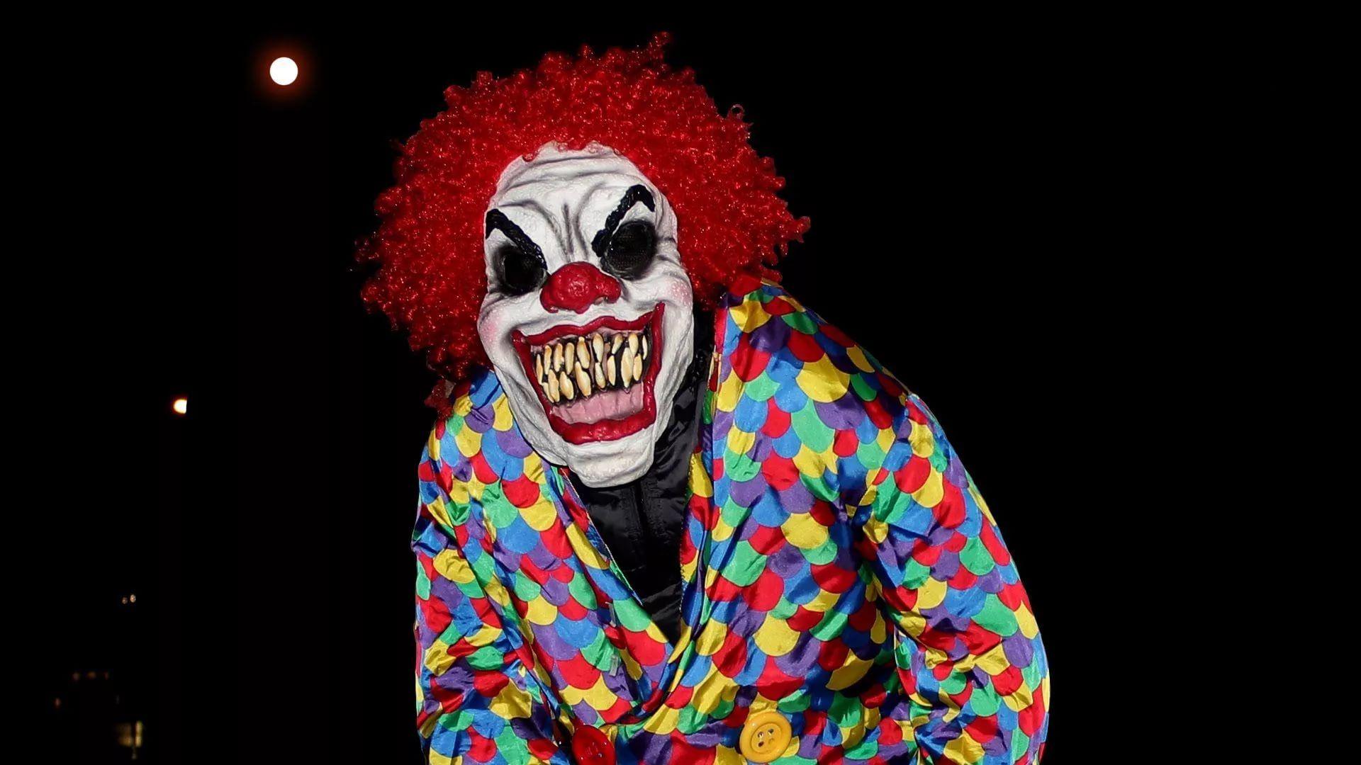 Killer Clown Nice Wallpaper