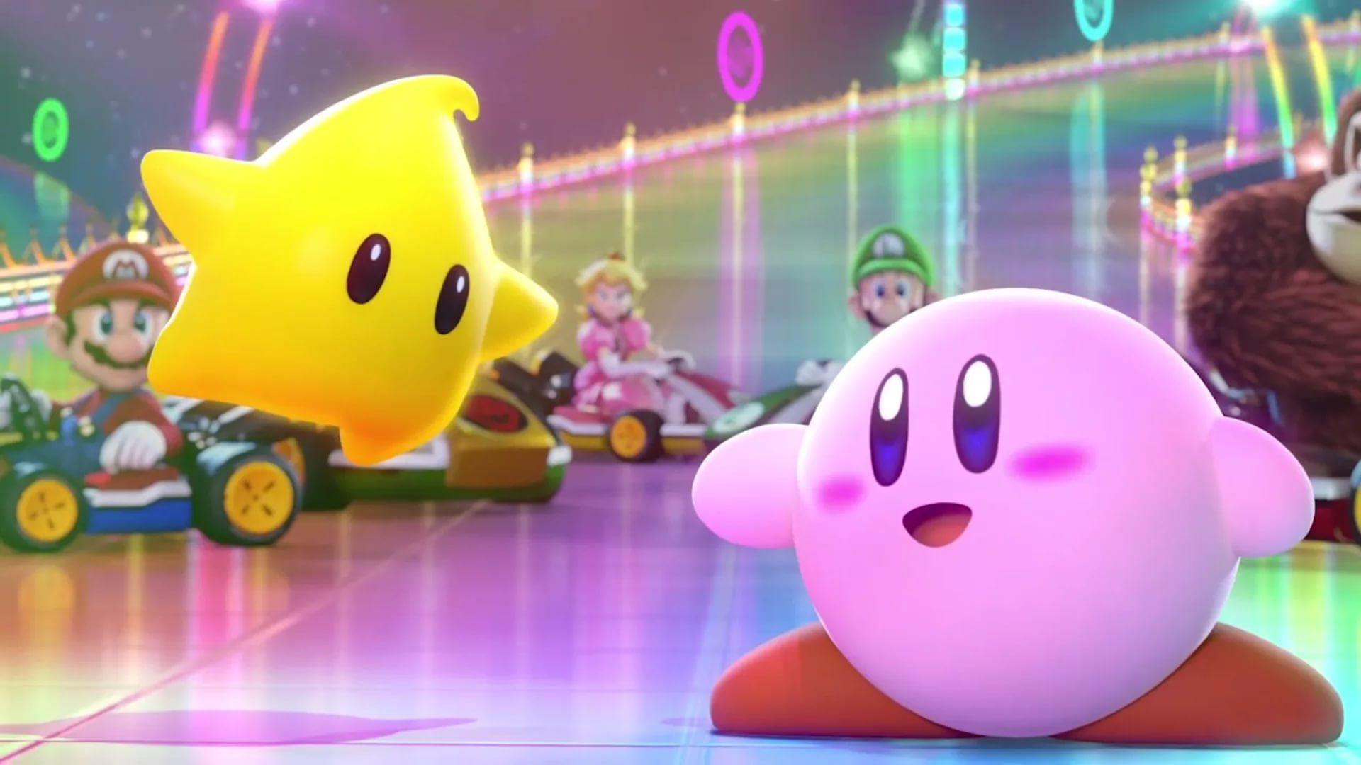 Kirby good wallpaper hd