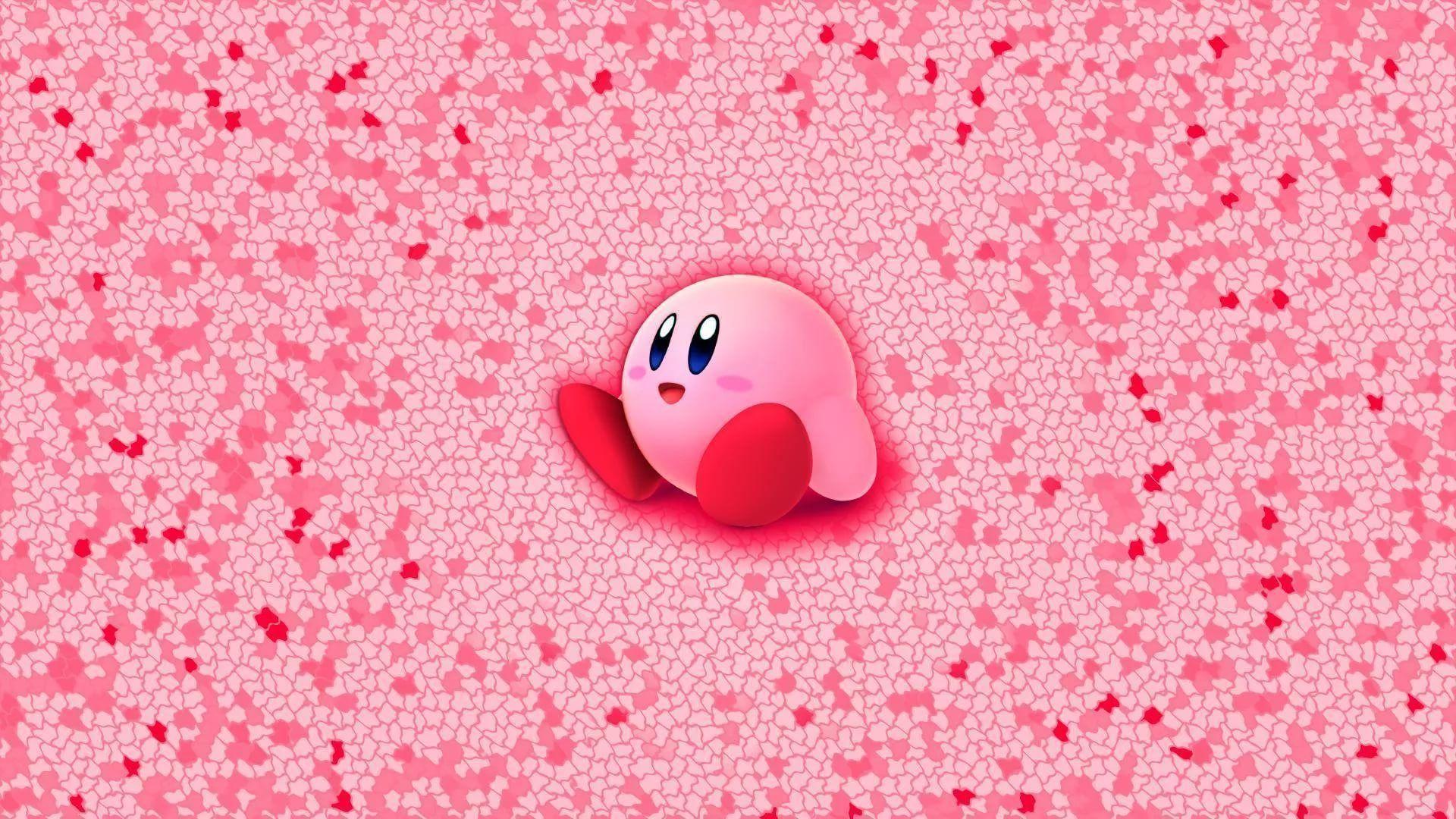 Kirby full hd wallpaper