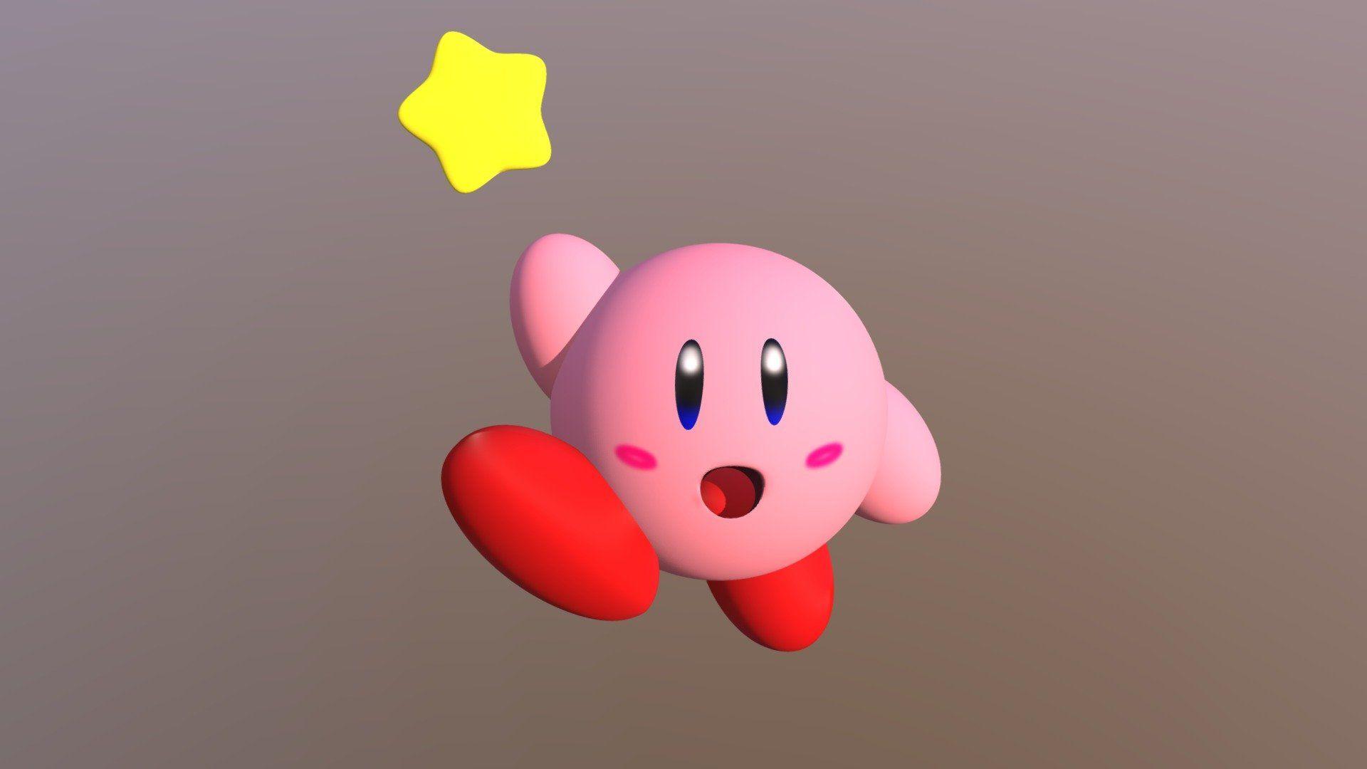 Kirby Background