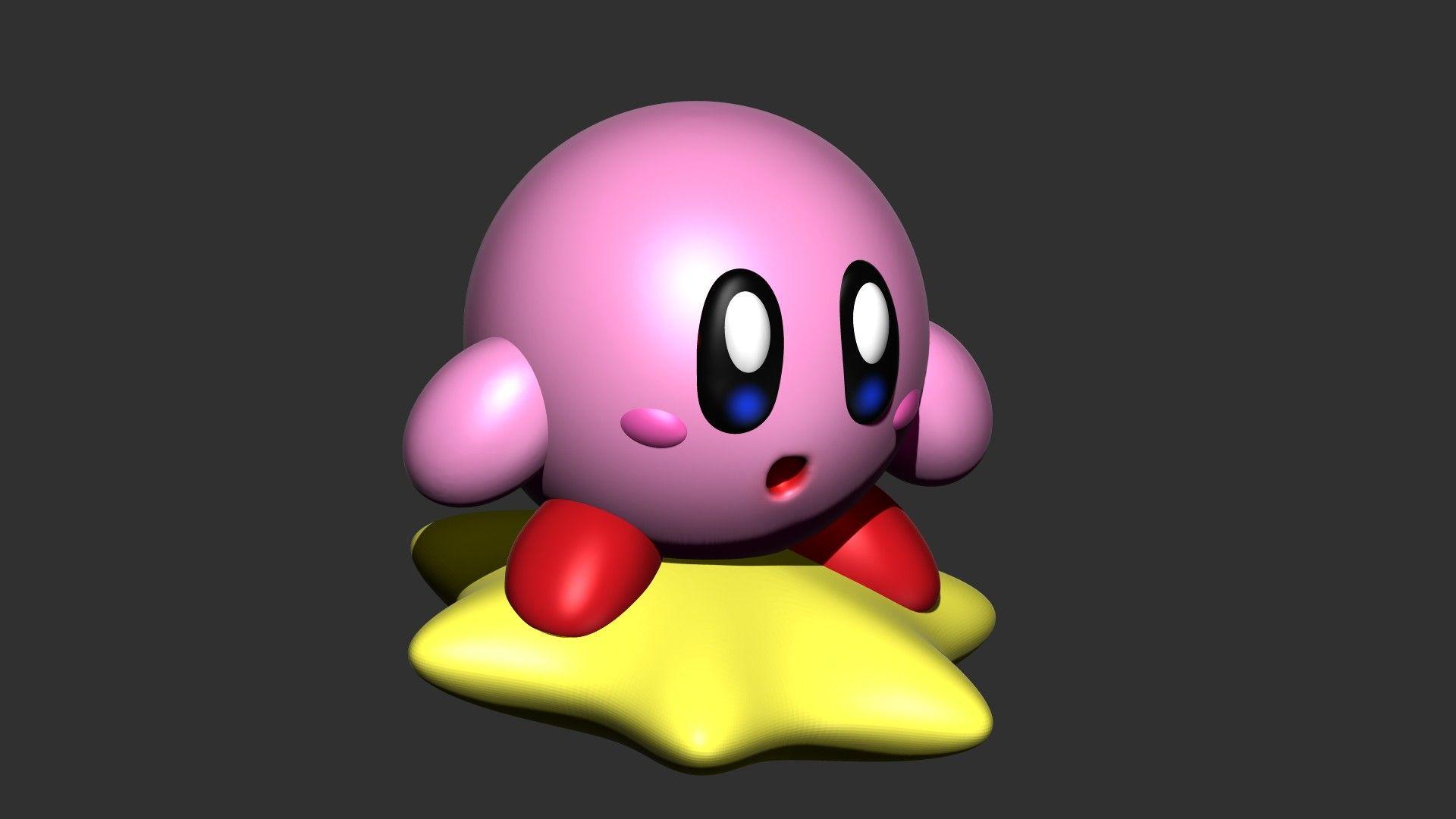 Kirby wallpaper image
