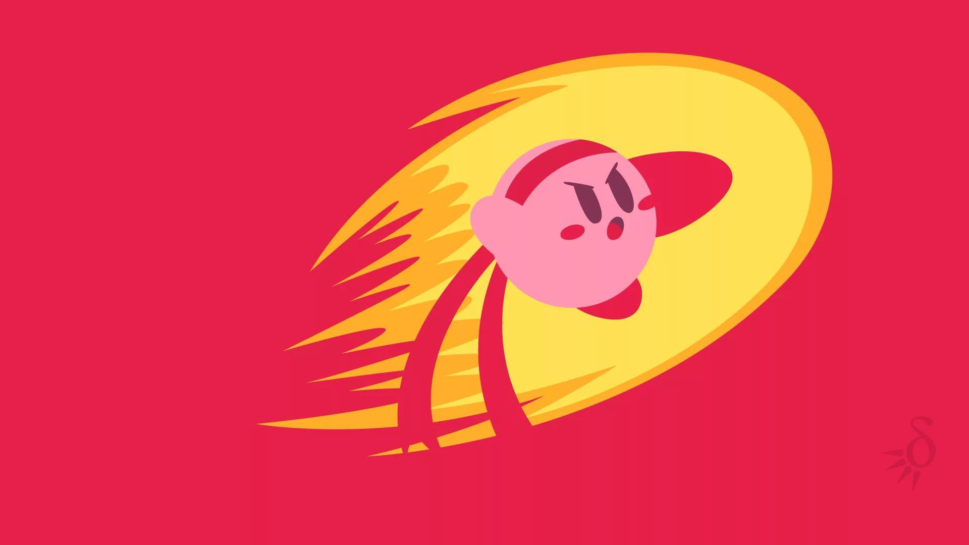 Kirby free download wallpaper
