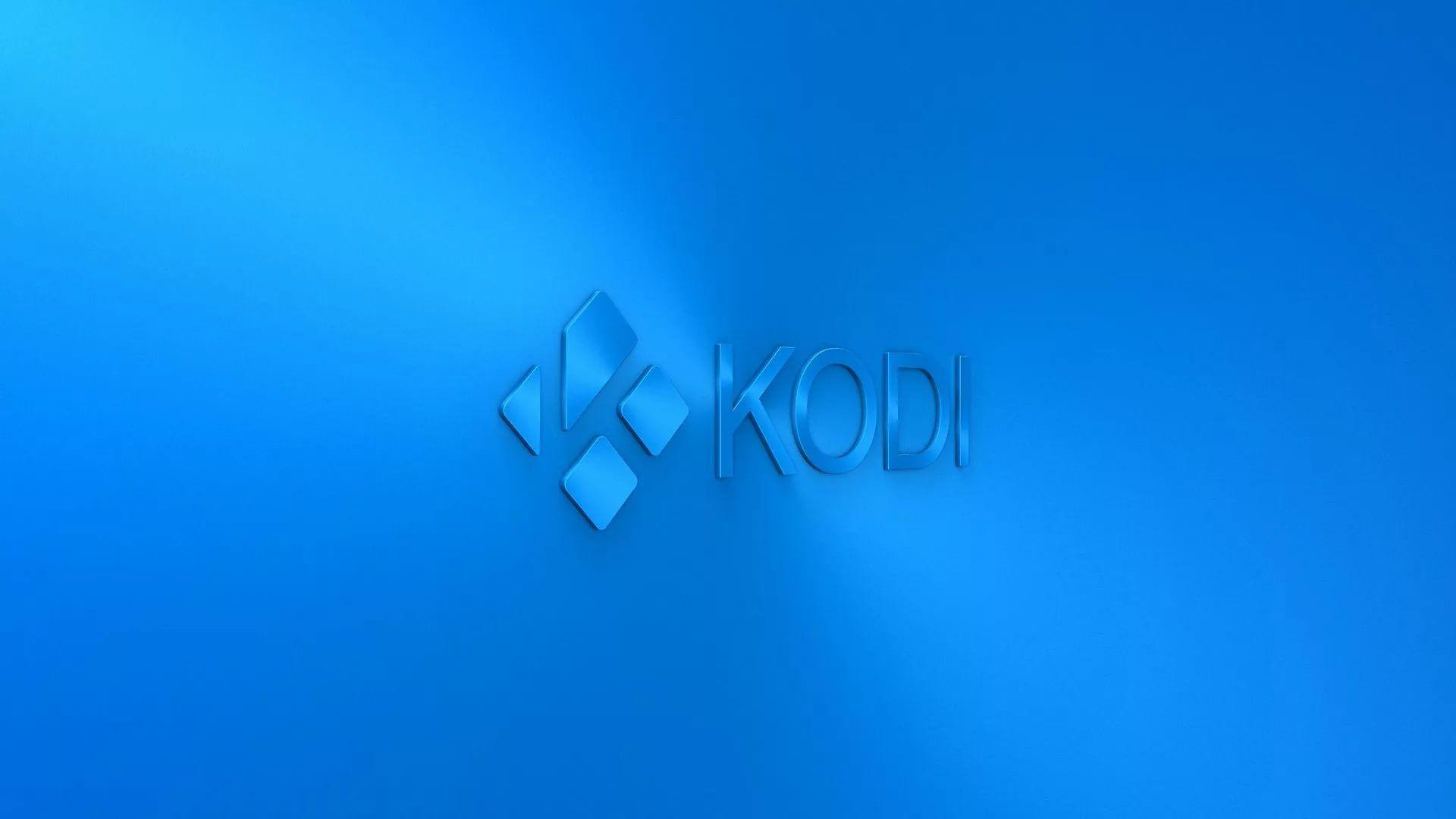 Kodi wallpaper image